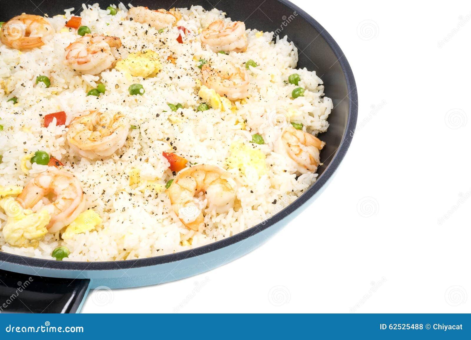 在煎锅#3的繁体中文虾炒饭