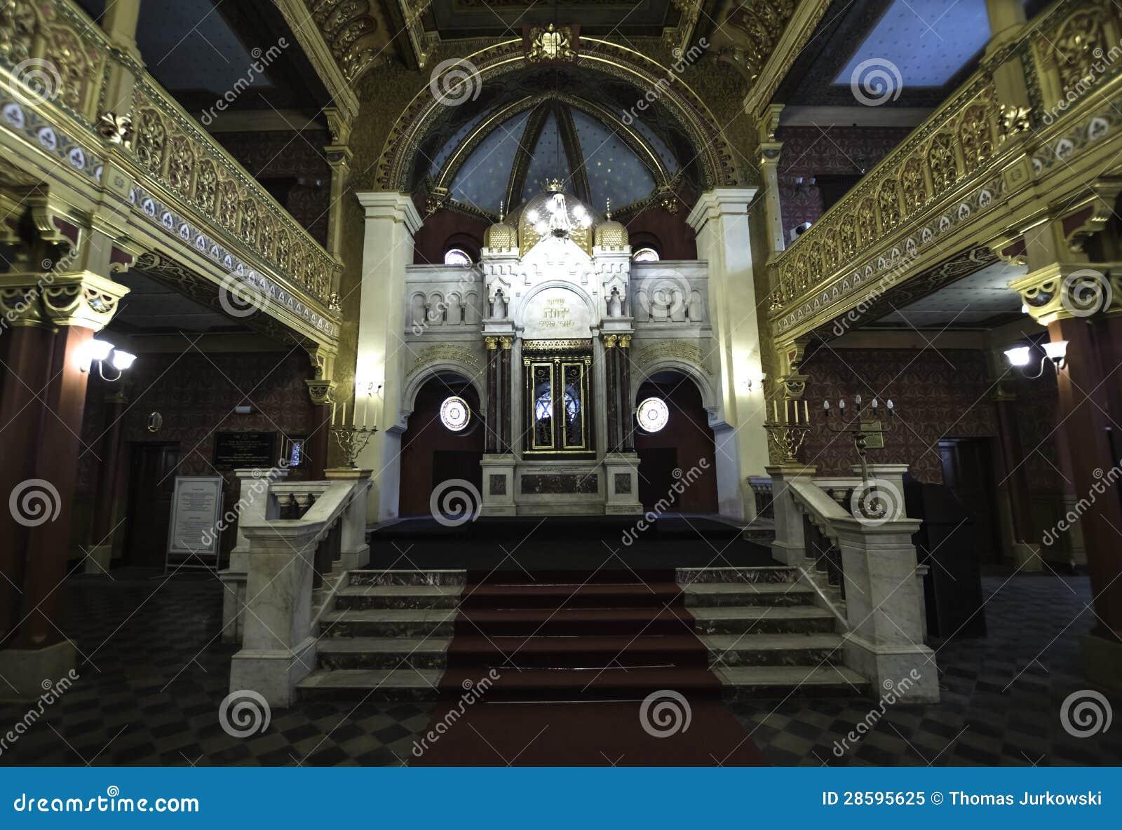在犹太教堂的法坛