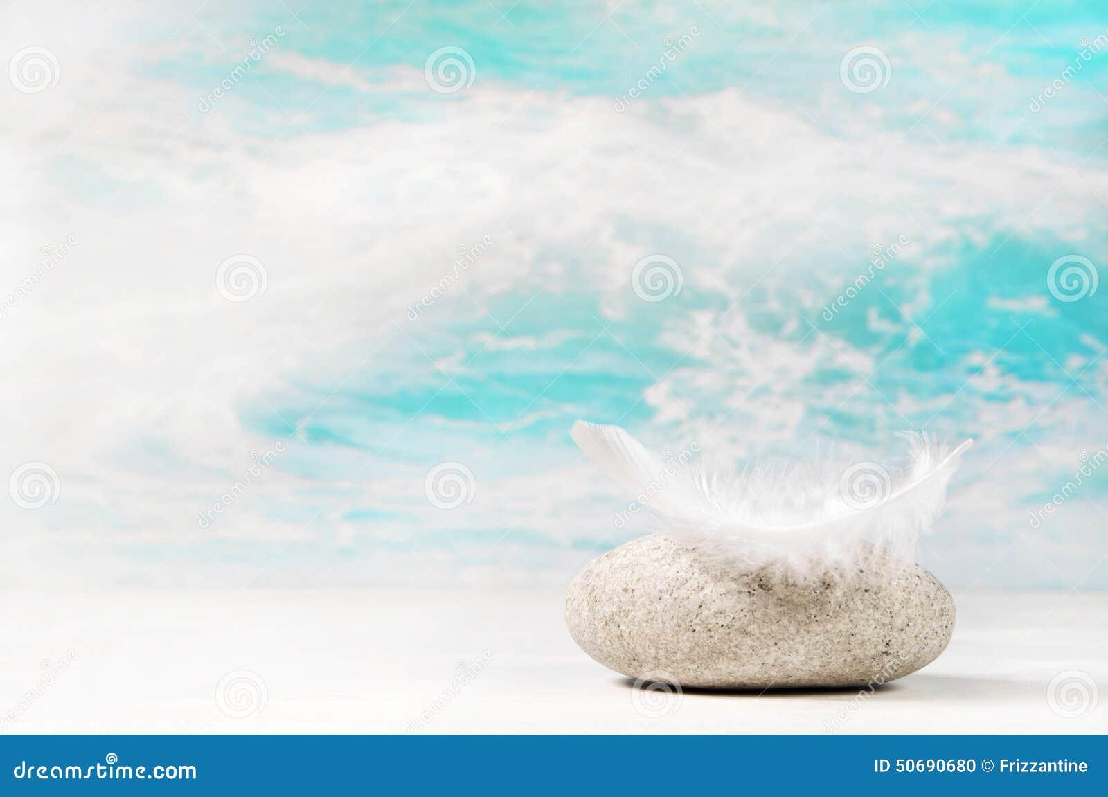 Download 在石头的胆怯:吊唁或温泉骗局的背景 库存照片. 图片 包括有 幸福, 死亡, 重新生成, 看板卡, 感觉 - 50690680