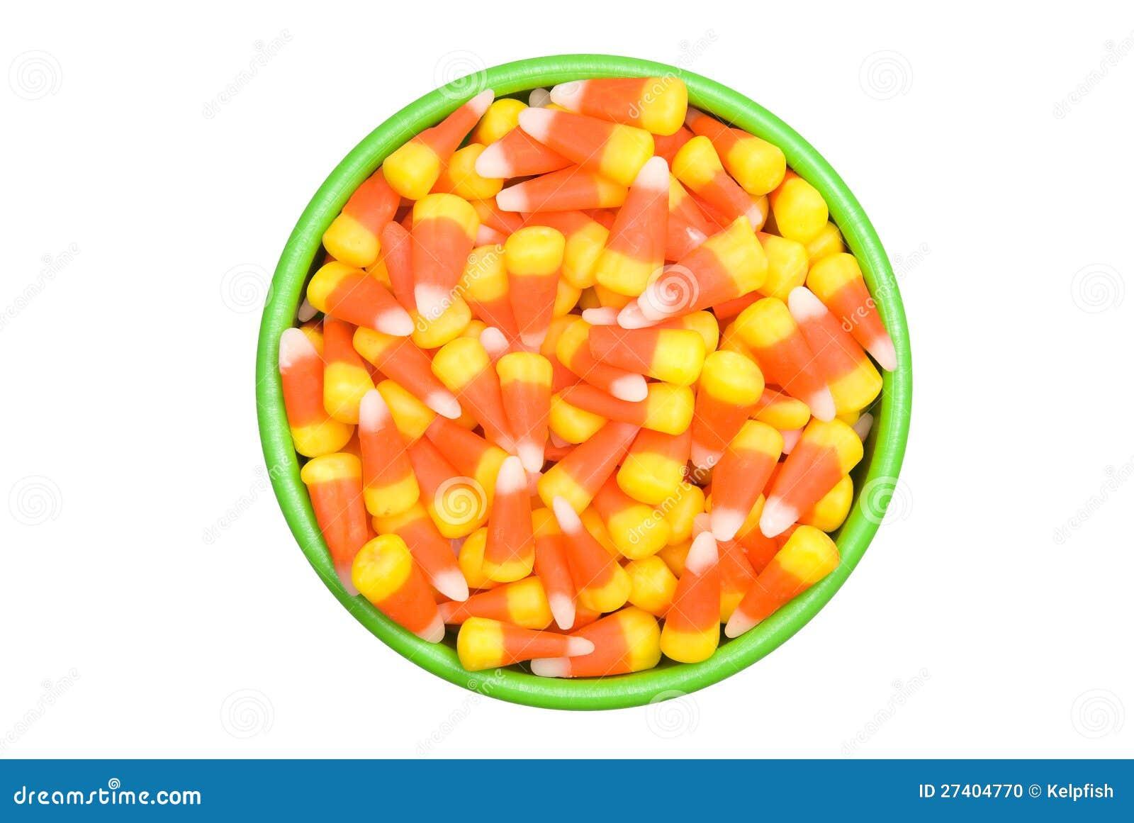 在碗的糖味玉米