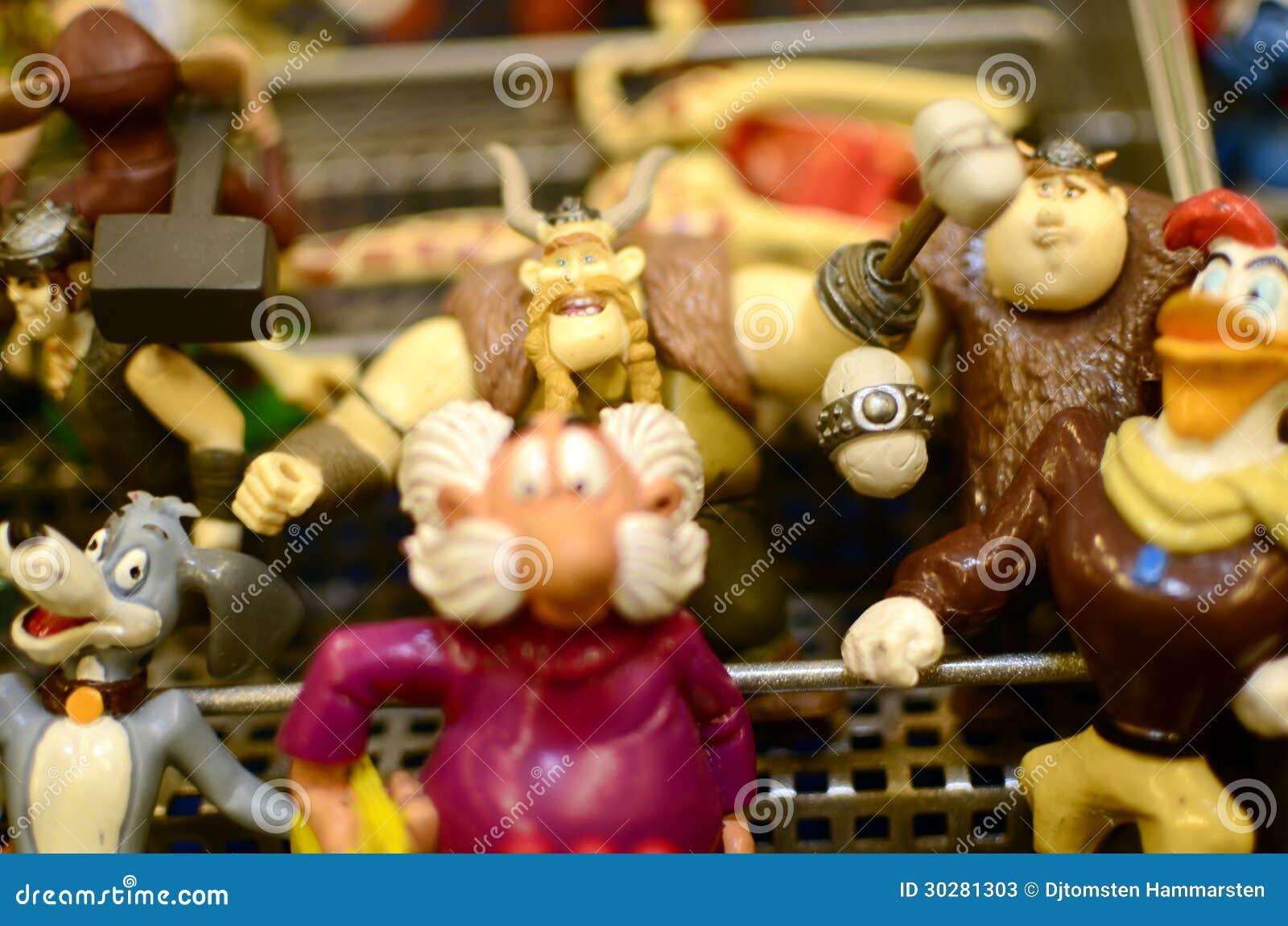 Figurins玩具
