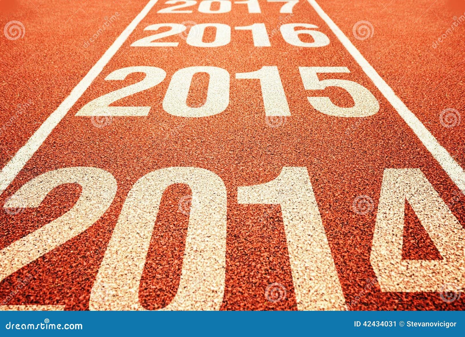 2015年在竞技全天候连续轨道