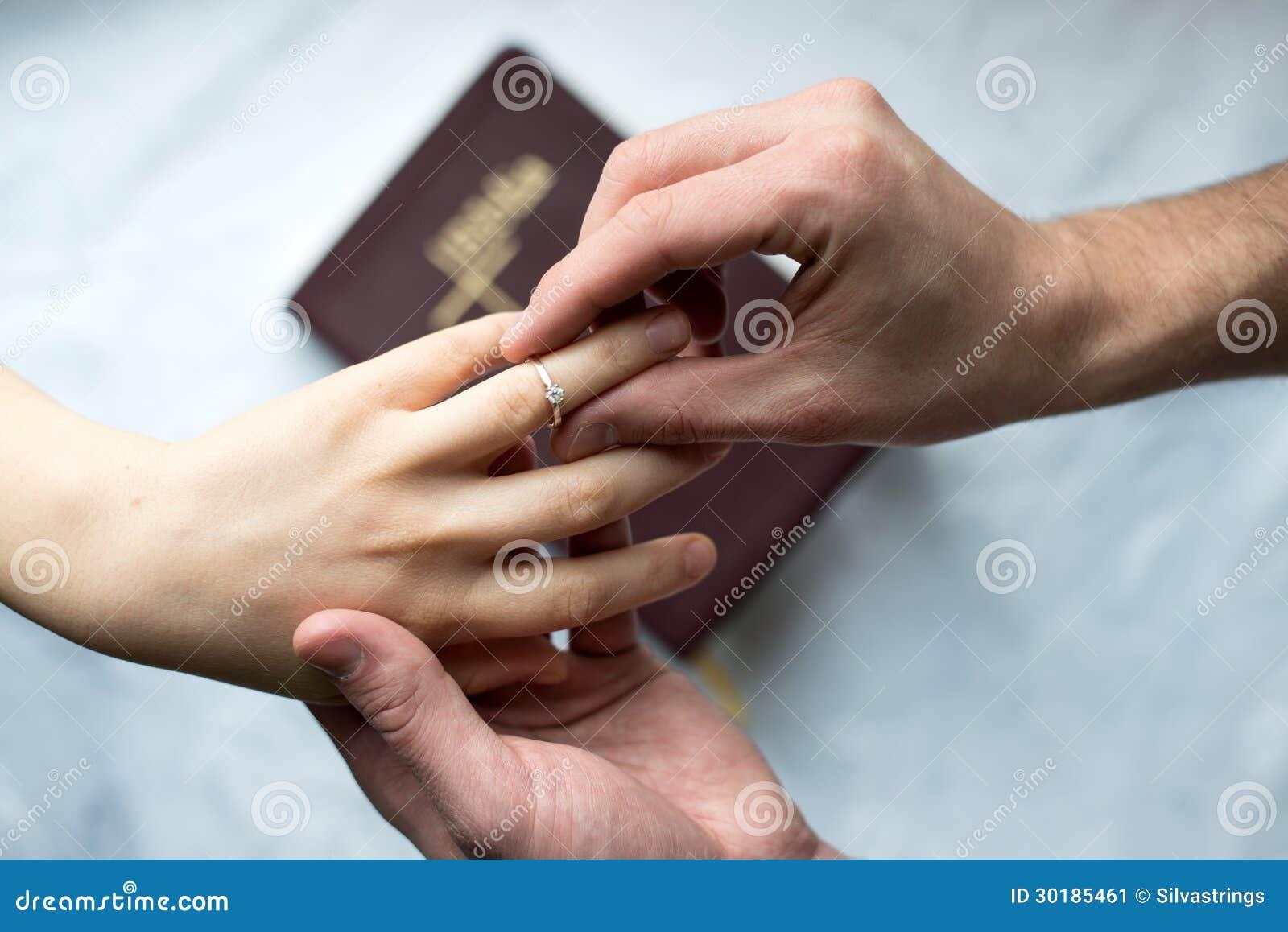 定婚戒指手提案