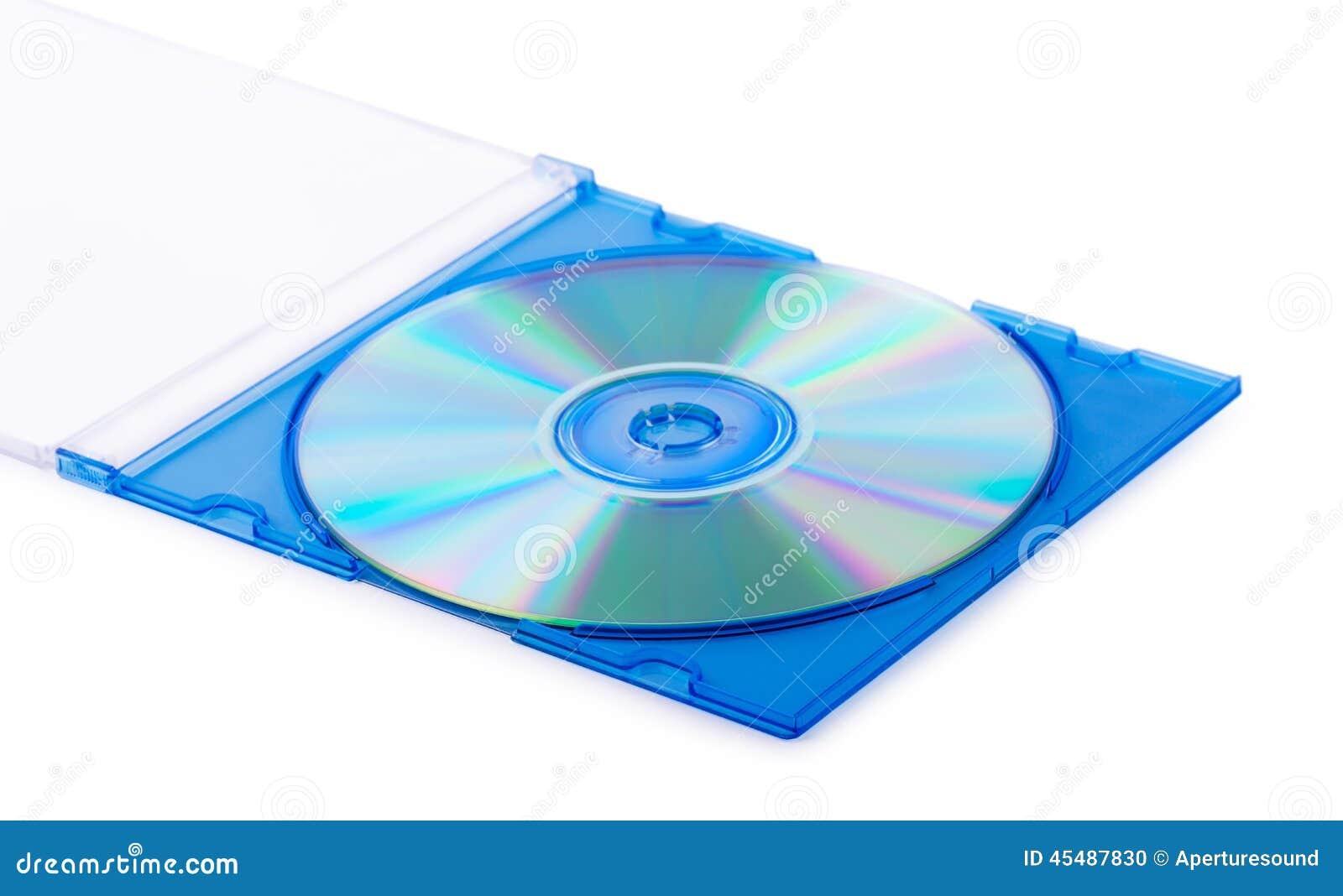 在箱子的CD