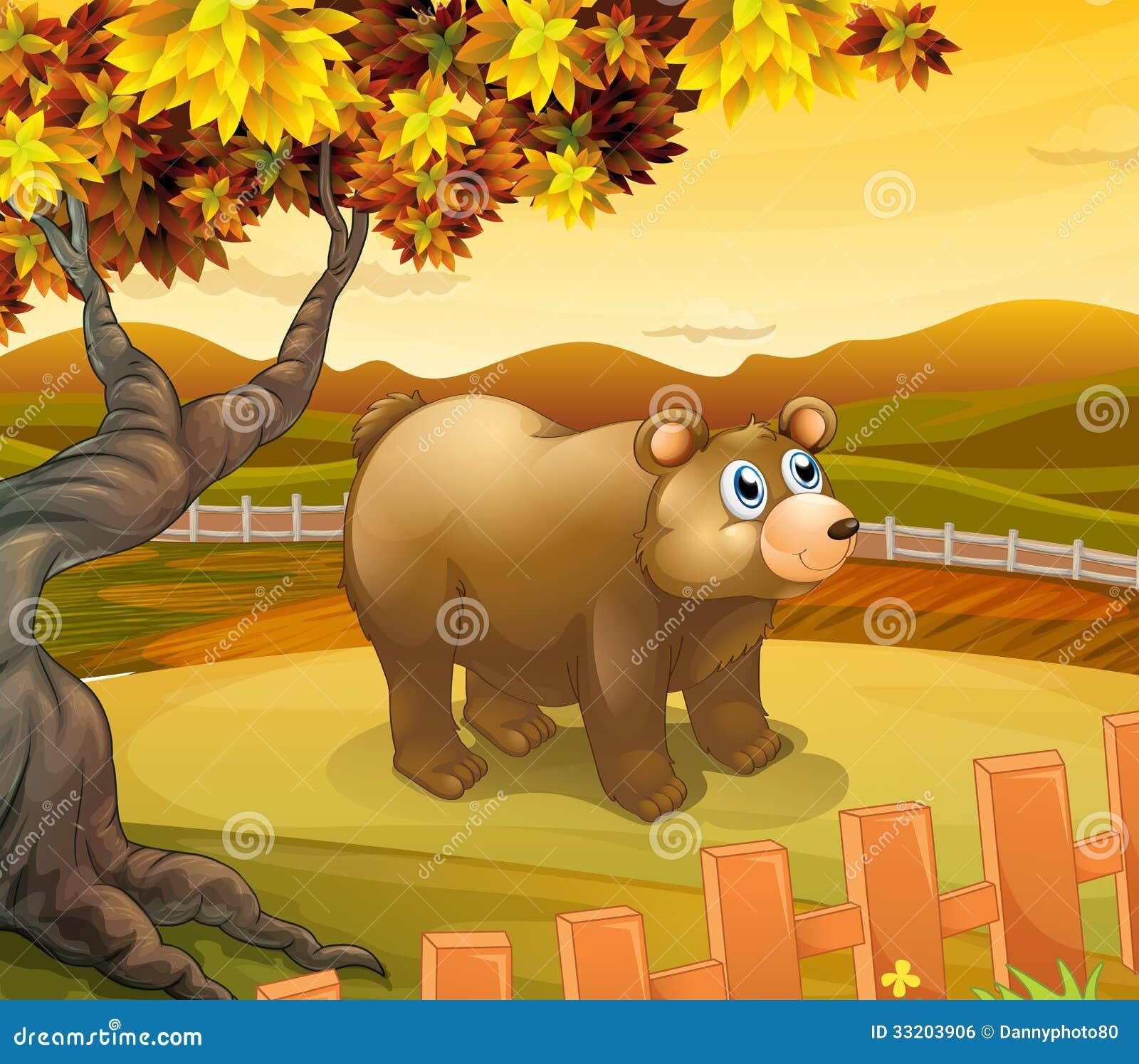 芭�9j�j��h�(�yd�9c%�i�_在篱芭里面的大熊