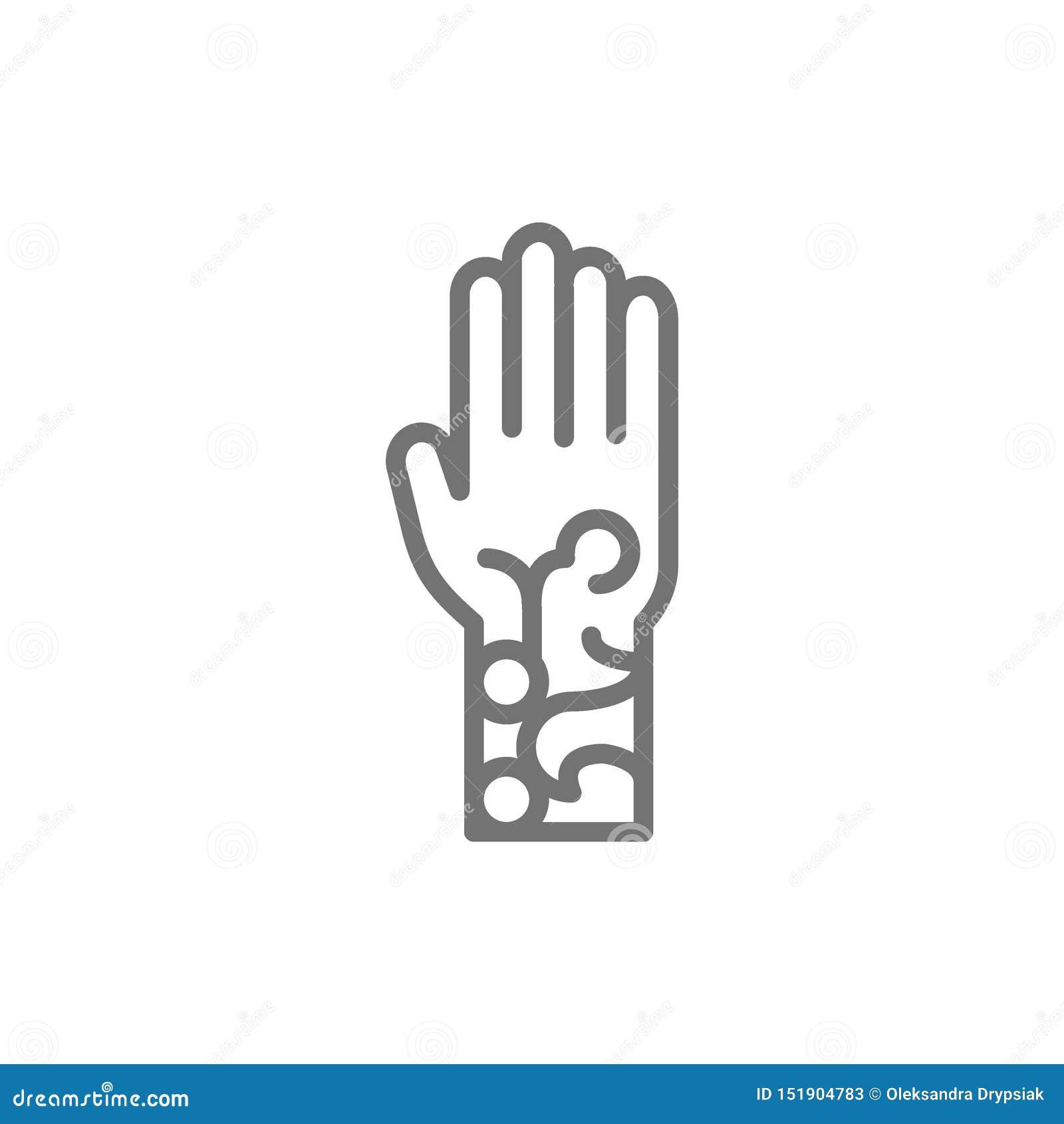 在胳膊,马哈迪线象的无刺指甲花纹身花刺