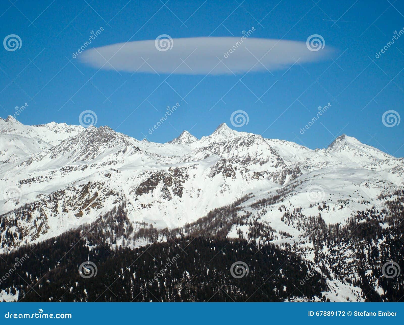 在艾罗洛的登上Gotthard