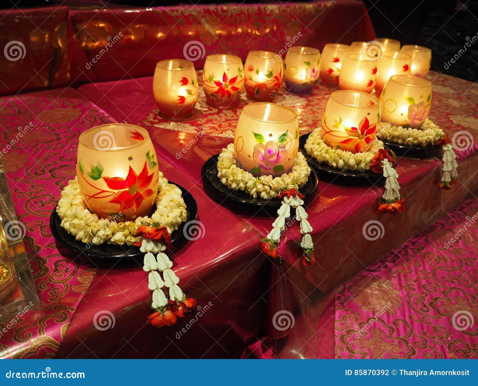 在花诗歌选的蜡烛