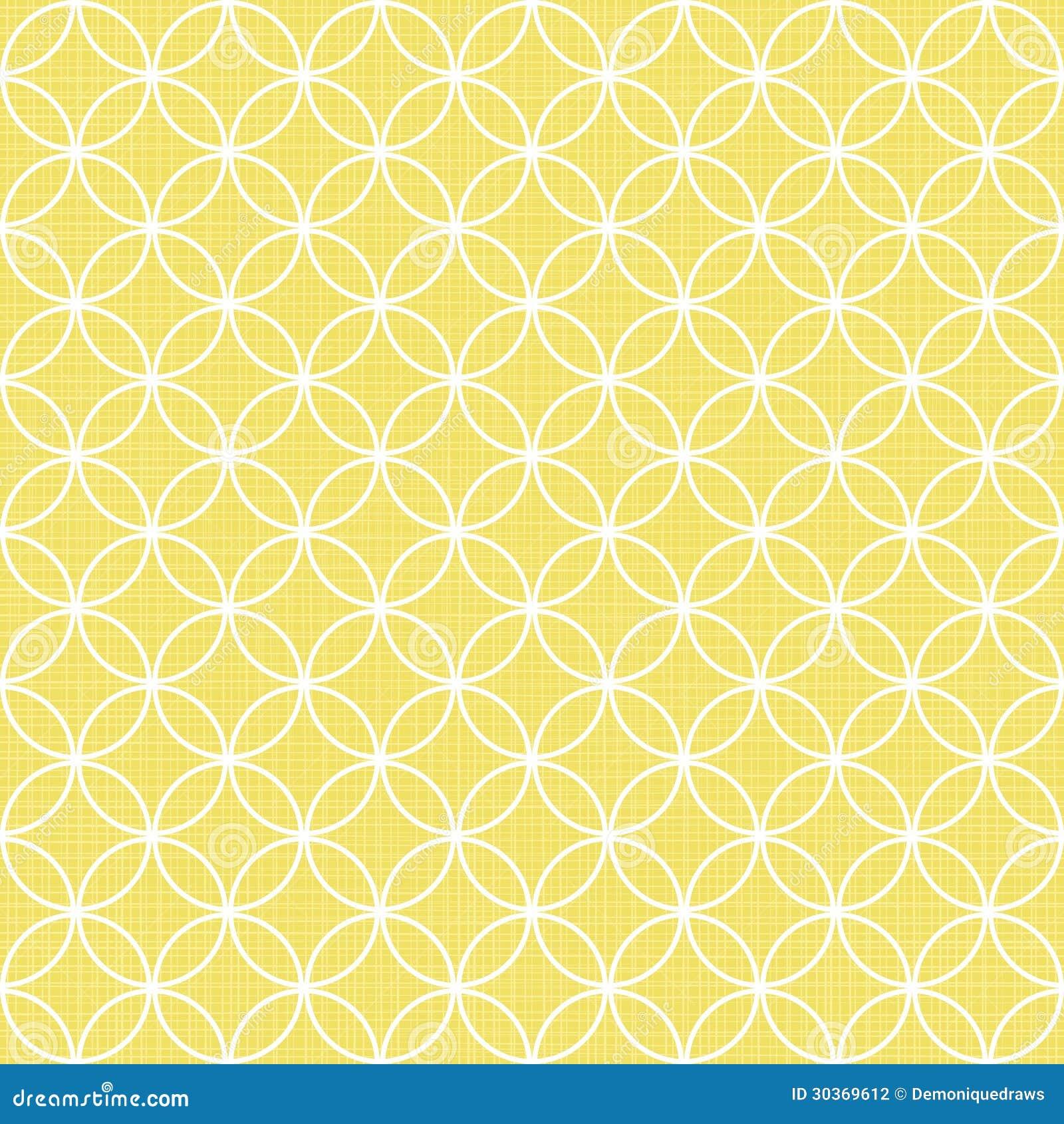 在行的减速火箭的白色圈子在晴朗的黄色