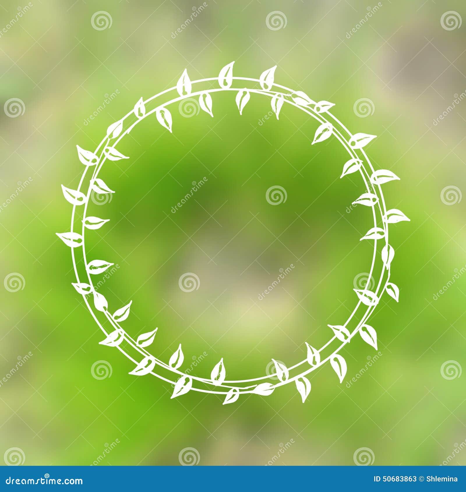 Download 在被弄脏的背景的花卉花圈 向量例证. 插画 包括有 墙纸, 葡萄酒, 浪漫, 本质, 照片, 松开的, 夏天 - 50683863