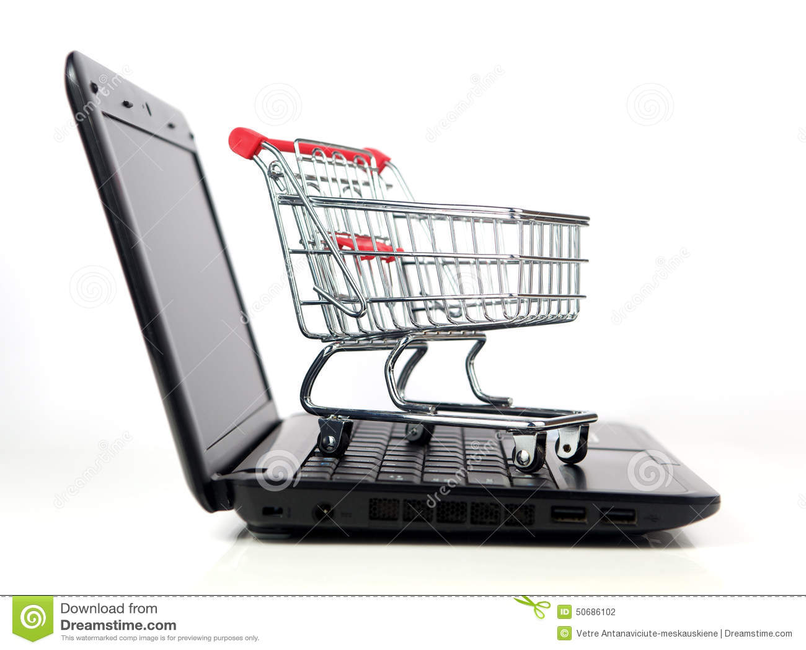 Download 在计算机上的购物袋 库存照片. 图片 包括有 采购, 概念, 市场, 销售额, 诱饵, 程序包, 购物车 - 50686102