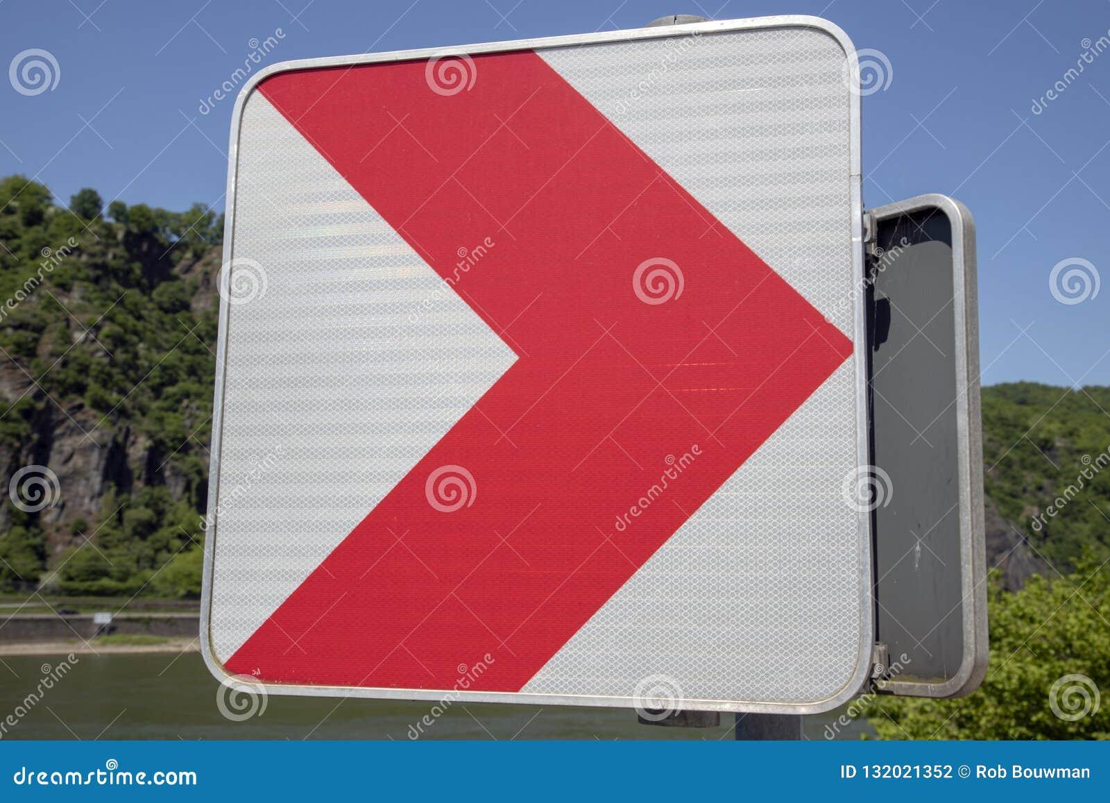 在路的符号