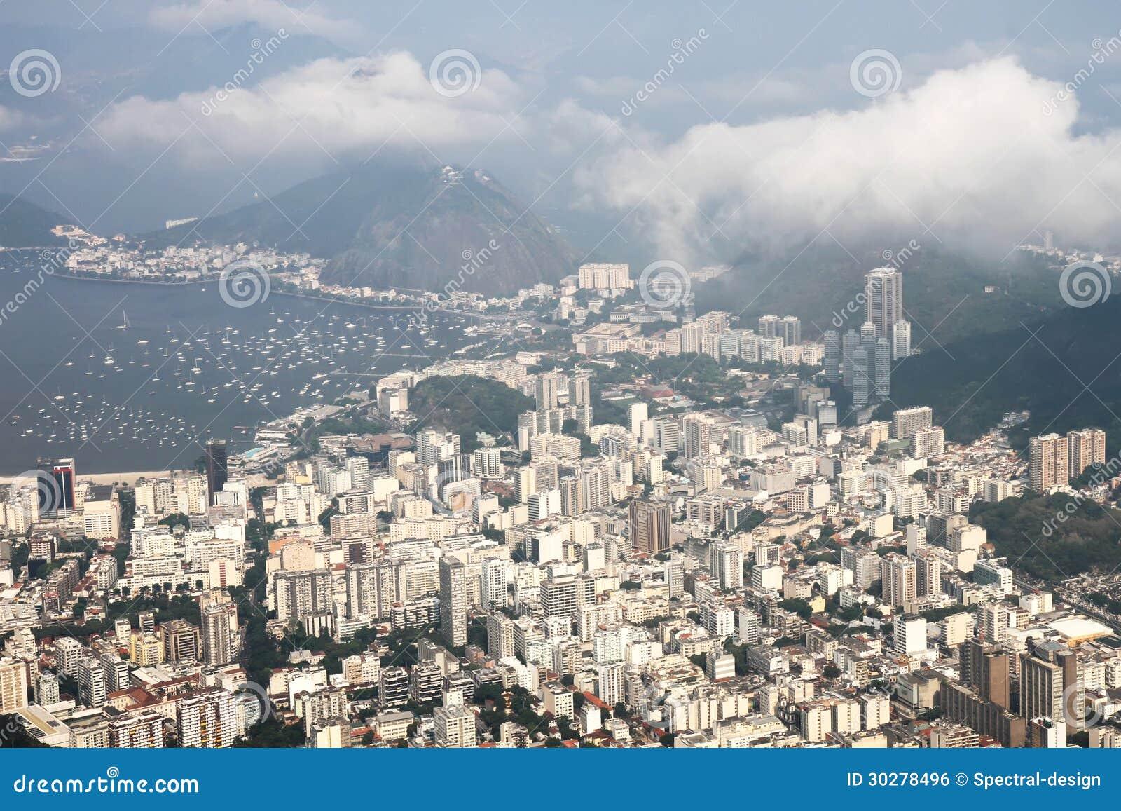 在里约热内卢的看法
