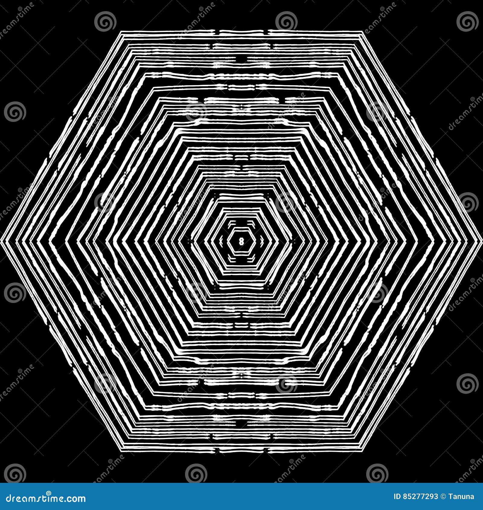 在难看的东西样式的传染媒介圆样式 被排行的样式 行家, boho,土气