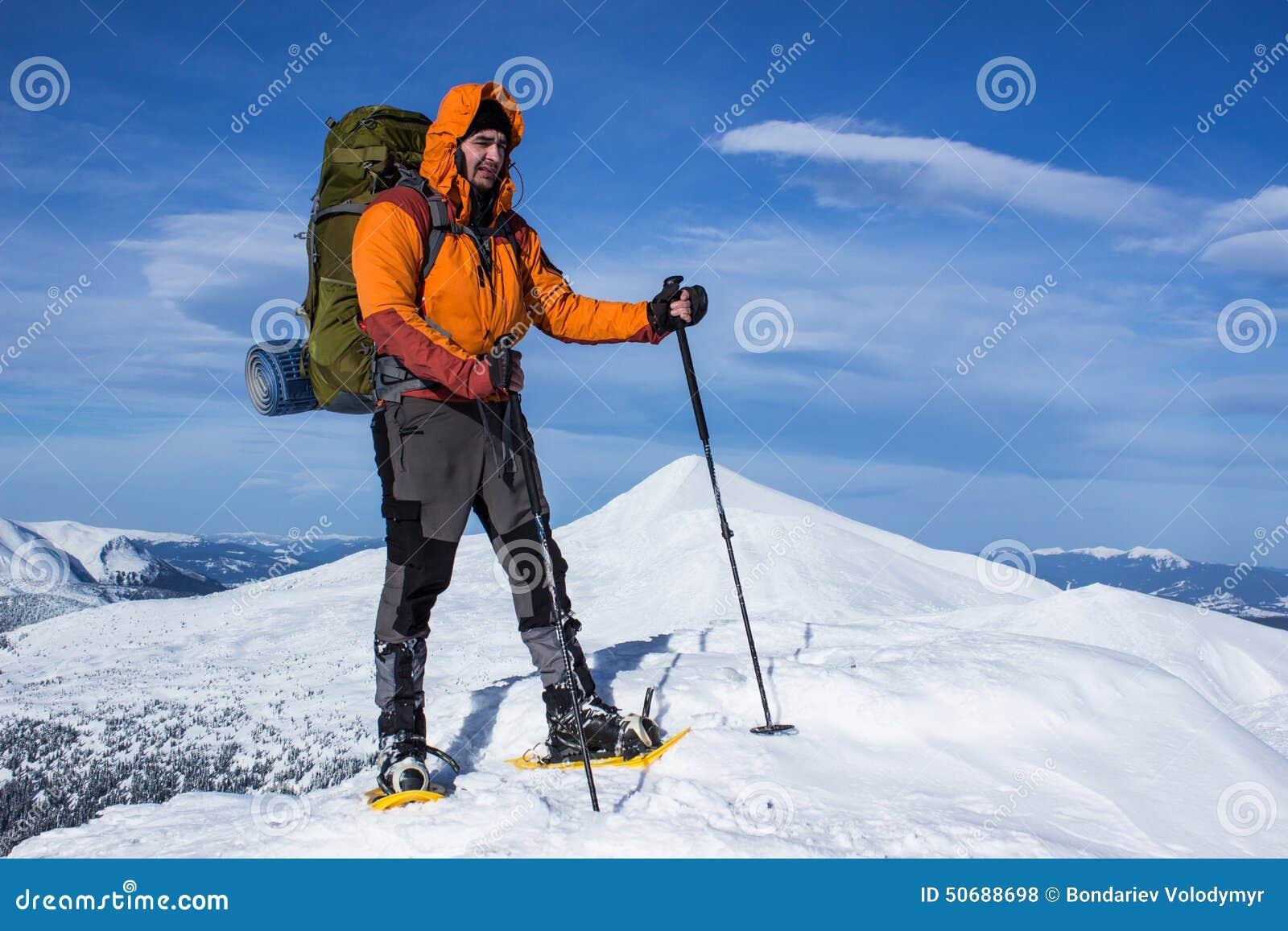Download 在雪靴的冬天高涨 库存照片. 图片 包括有 体育运动, 冻结, 节假日, 冒险家, 天空, 多雪, 极其 - 50688698