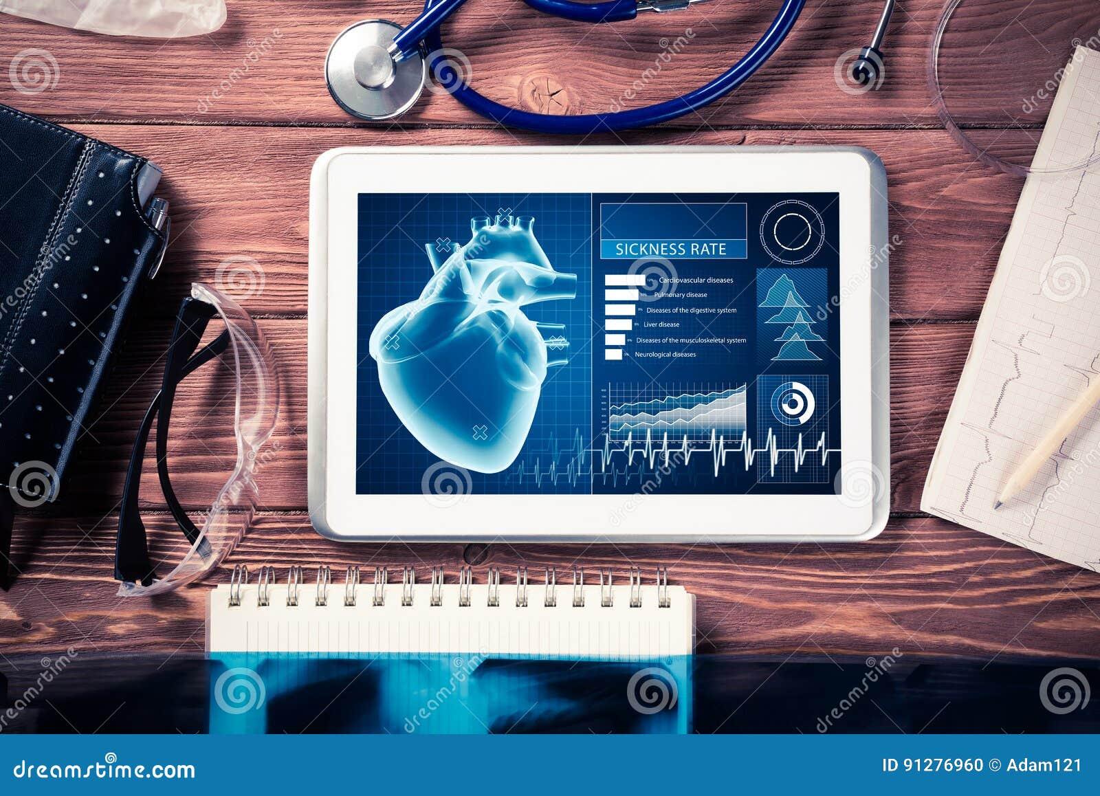 在医学的数字技术