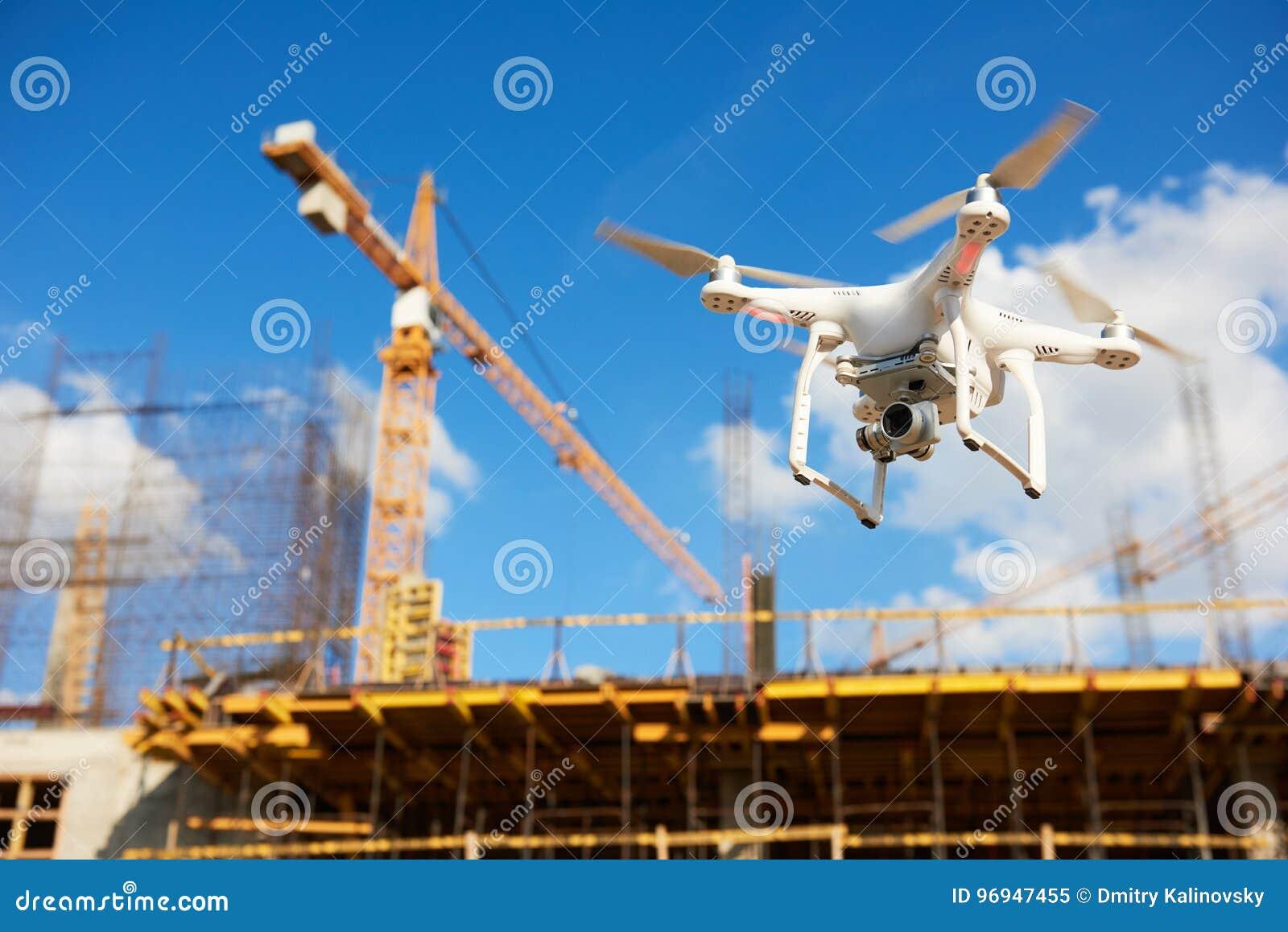 在建造场所的寄生虫 录影监视或工业检查