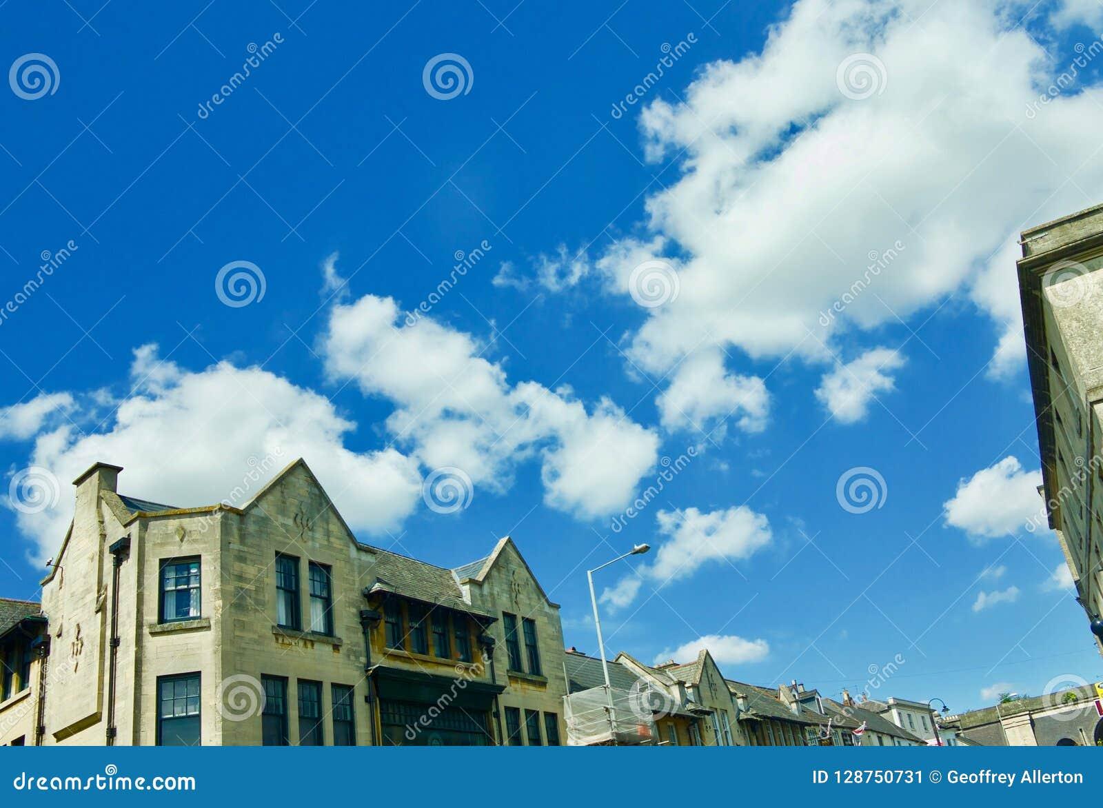 在Chippenham的云彩