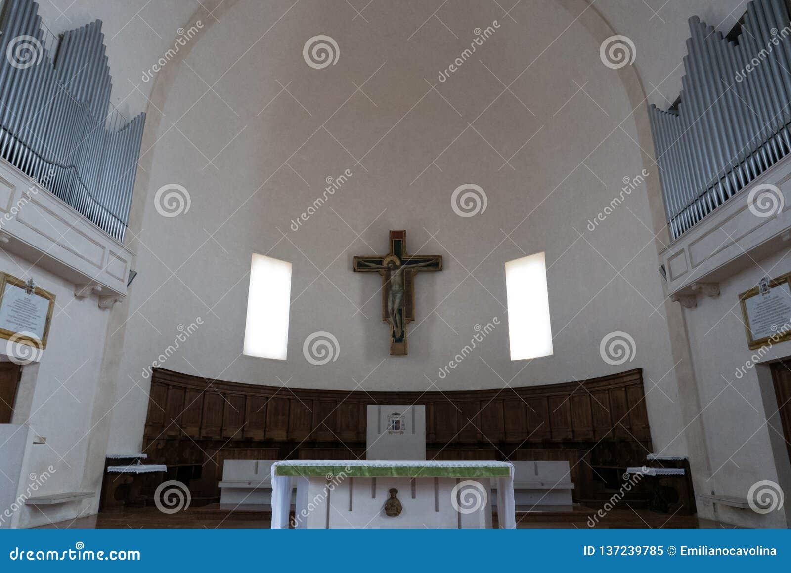在Tempio意味马拉泰斯塔寺庙未完成的大教堂教会的Malatestiano里面命名对于圣弗朗西斯