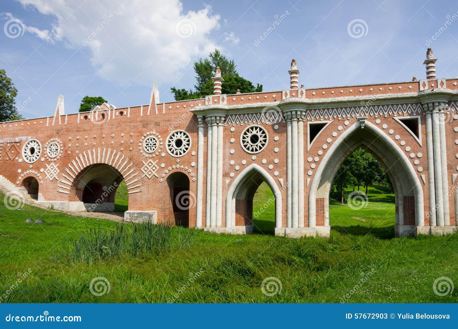 在Tsatitsino的桥梁