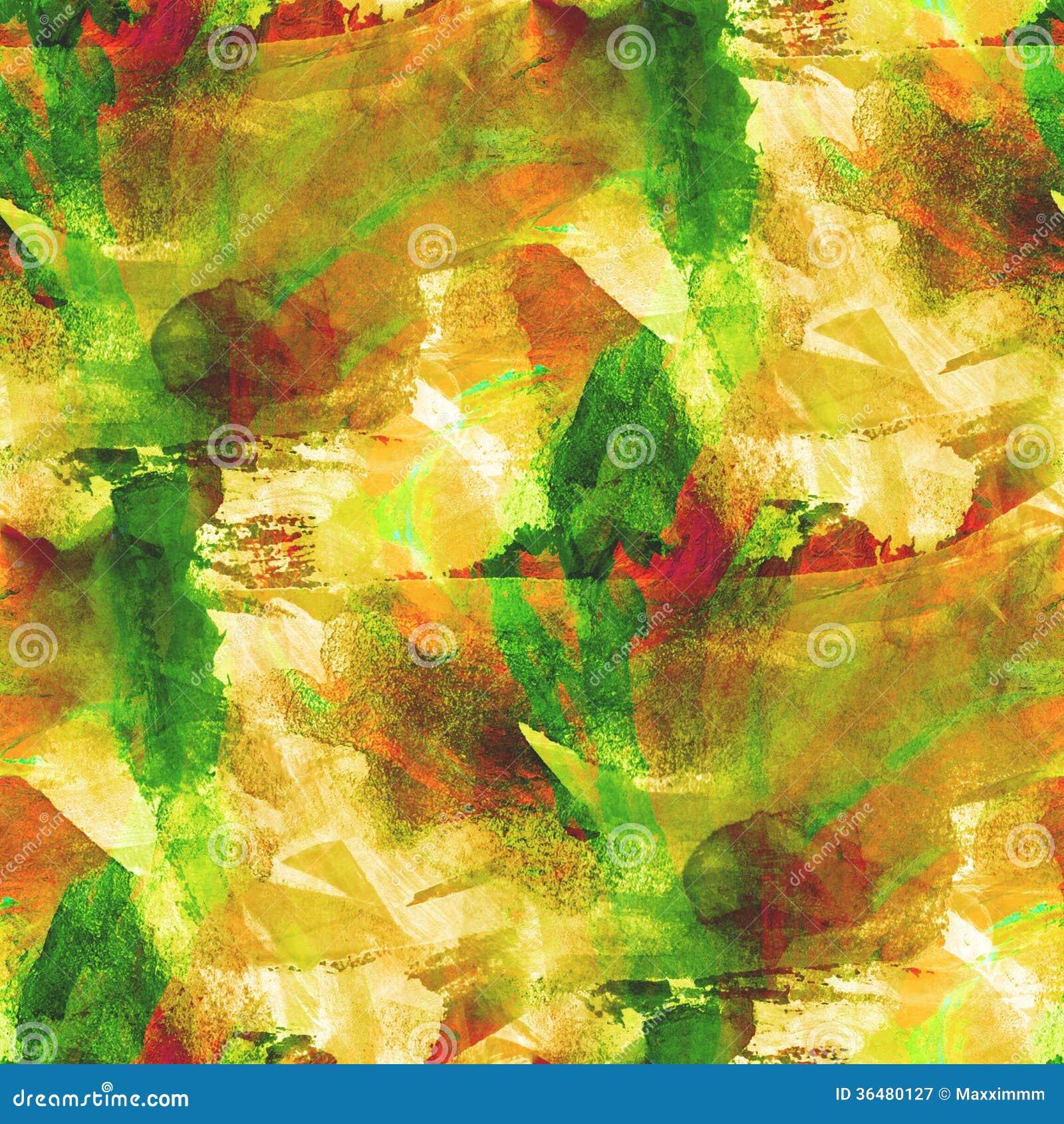 织地不很细调色板图片无缝的装饰品黄色,