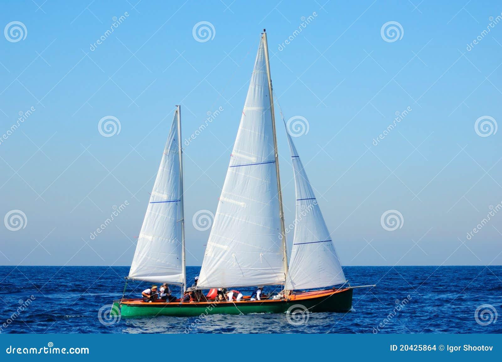 地中海航行海运游艇