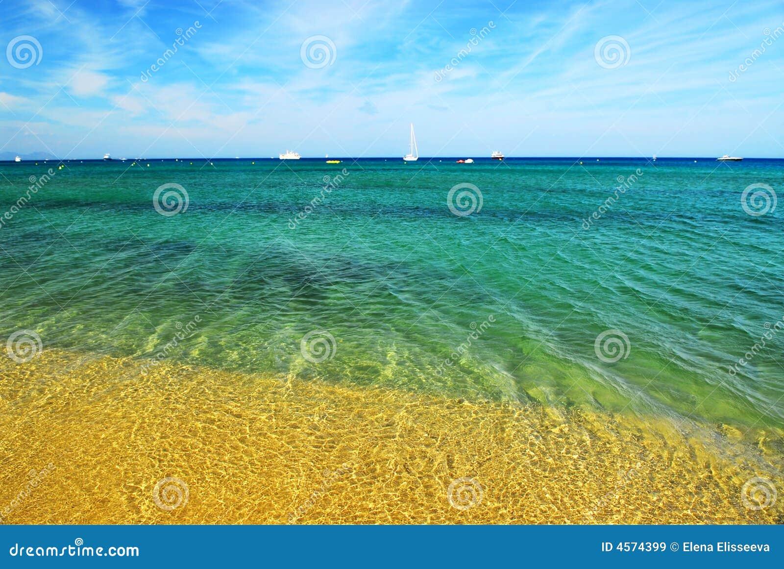 地中海图片