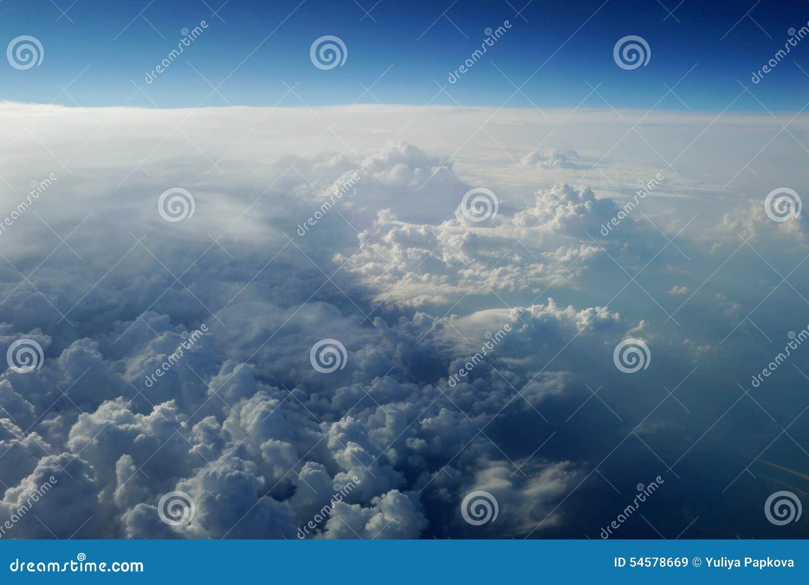地图集 在天空