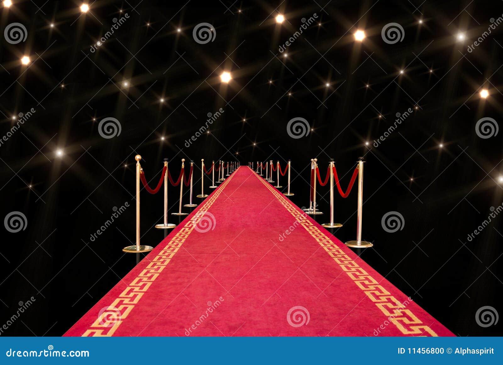 地毯一刹那红色