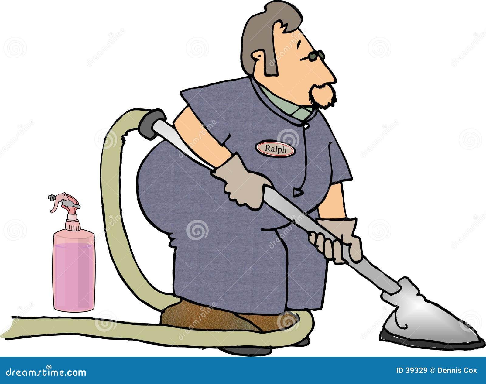 地毯擦净剂