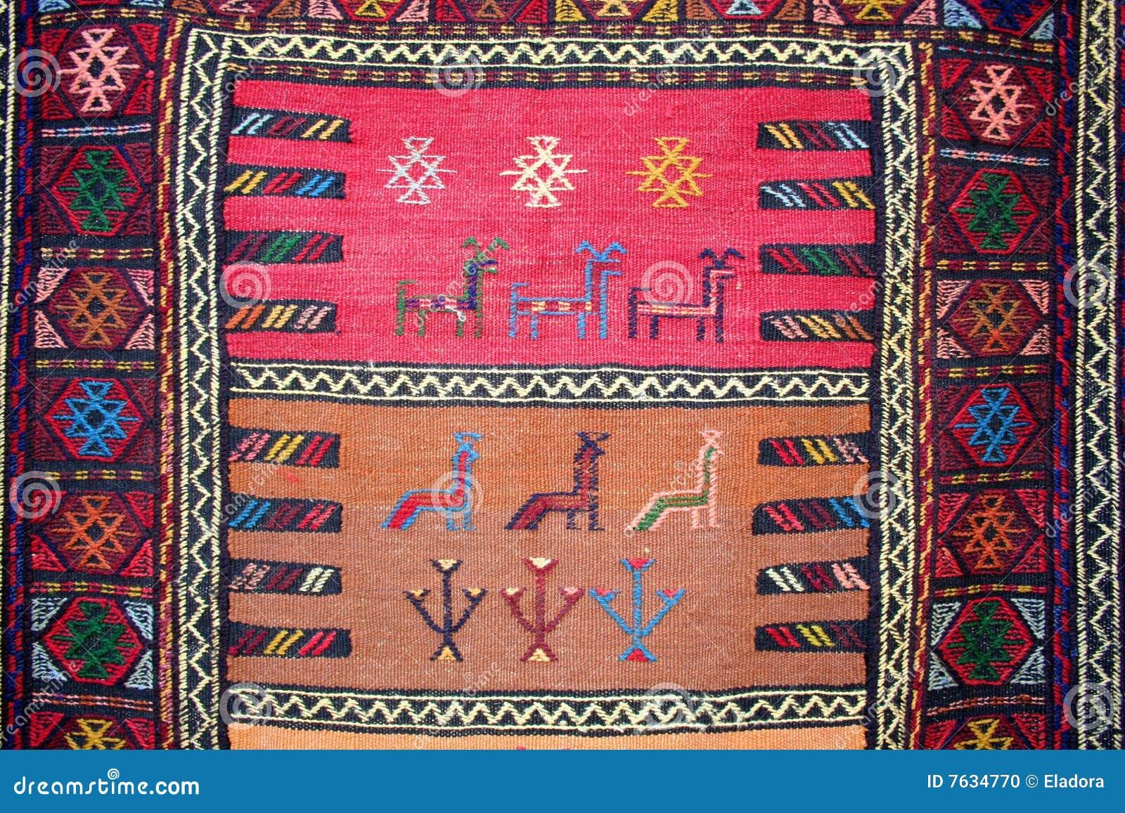 地毯模式土耳其