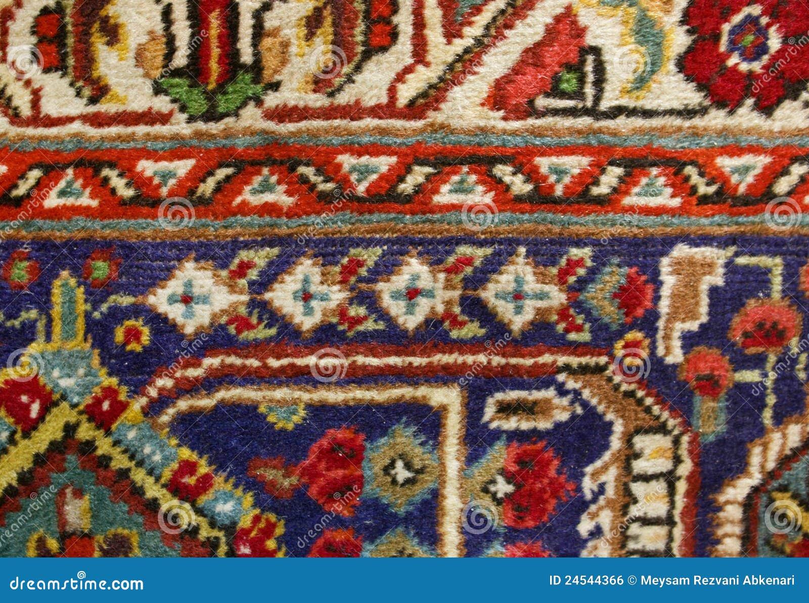 地毯特写镜头