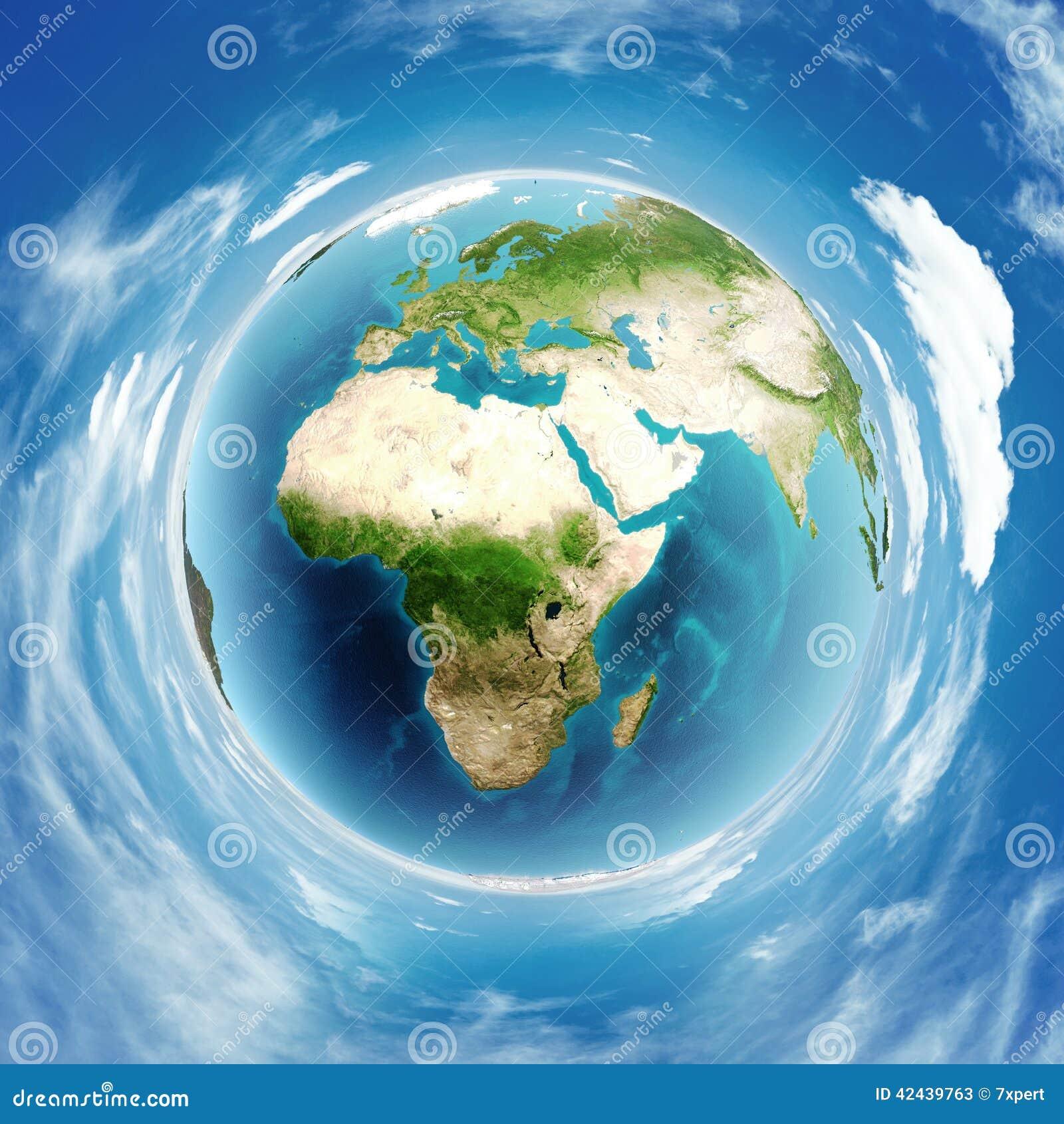 地球地球真正的安心