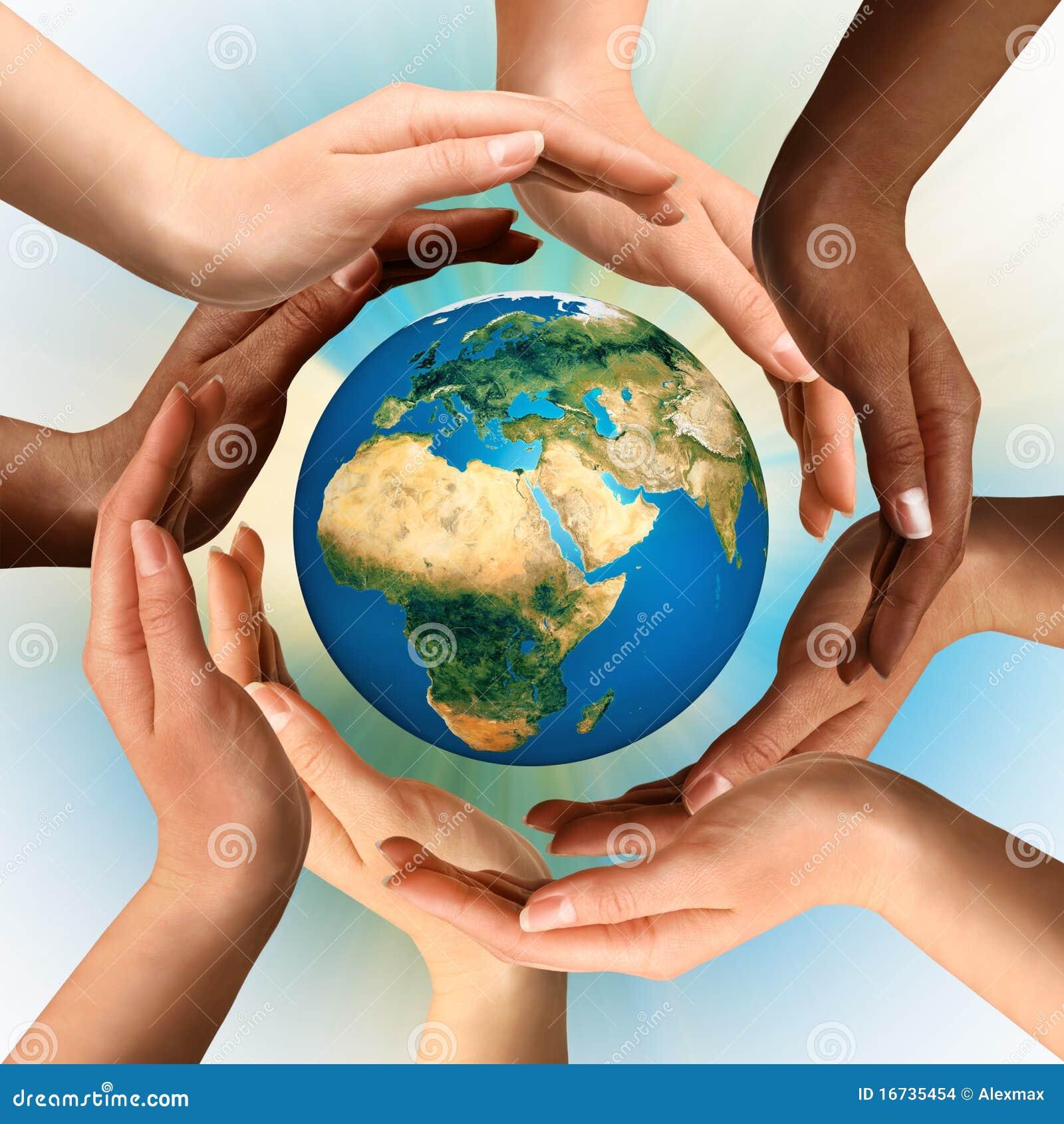 地球地球递多种族包围
