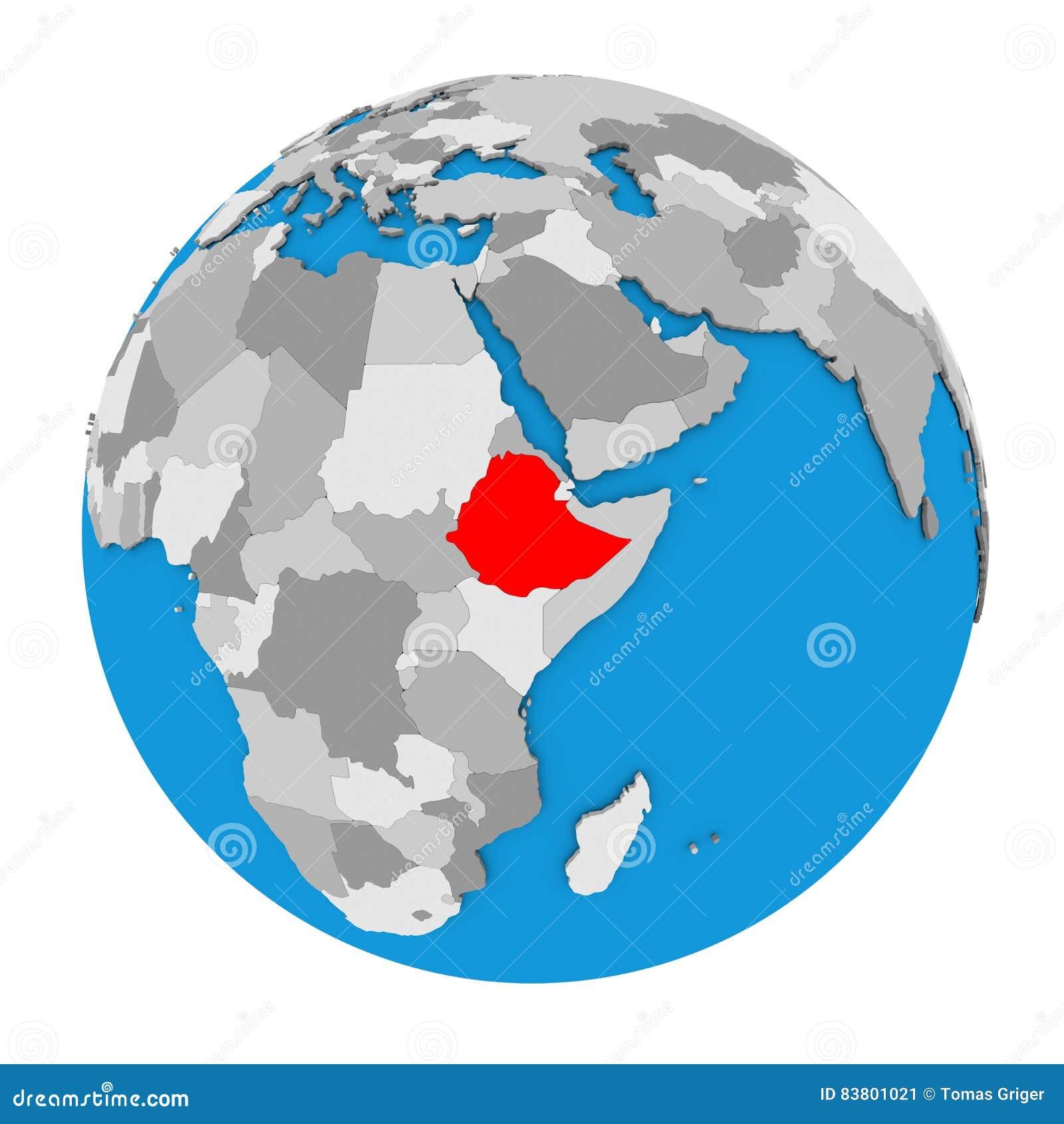 地球的埃塞俄比亚