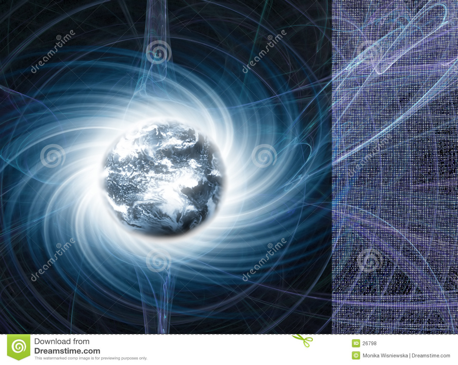 地球磁性能源地球