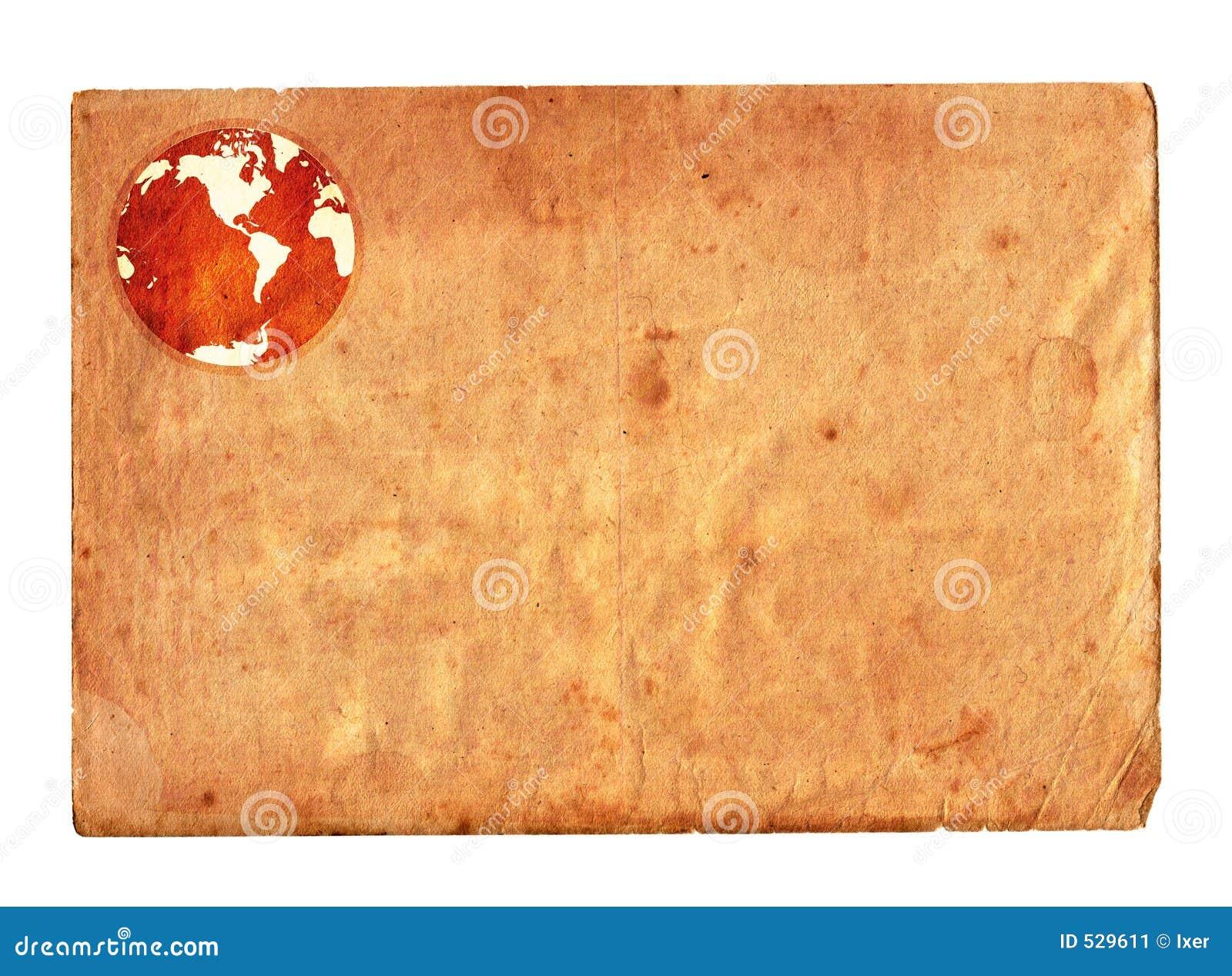 Download 地球纸葡萄酒 库存例证. 插画 包括有 地球, 行星, grunge, 背包, 大陆, 钉书匠, 澳洲, 抽象 - 529611
