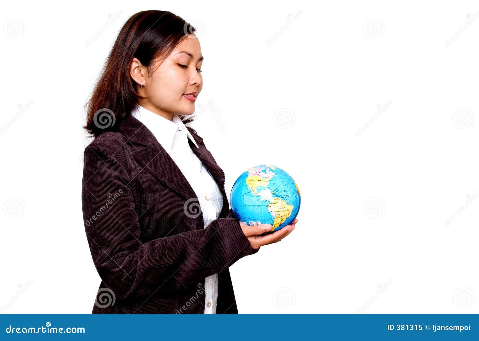 地球藏品妇女