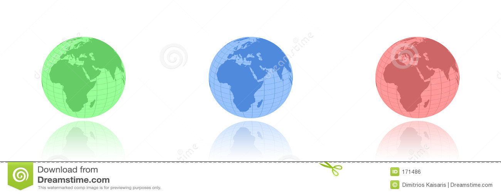 地球rgb