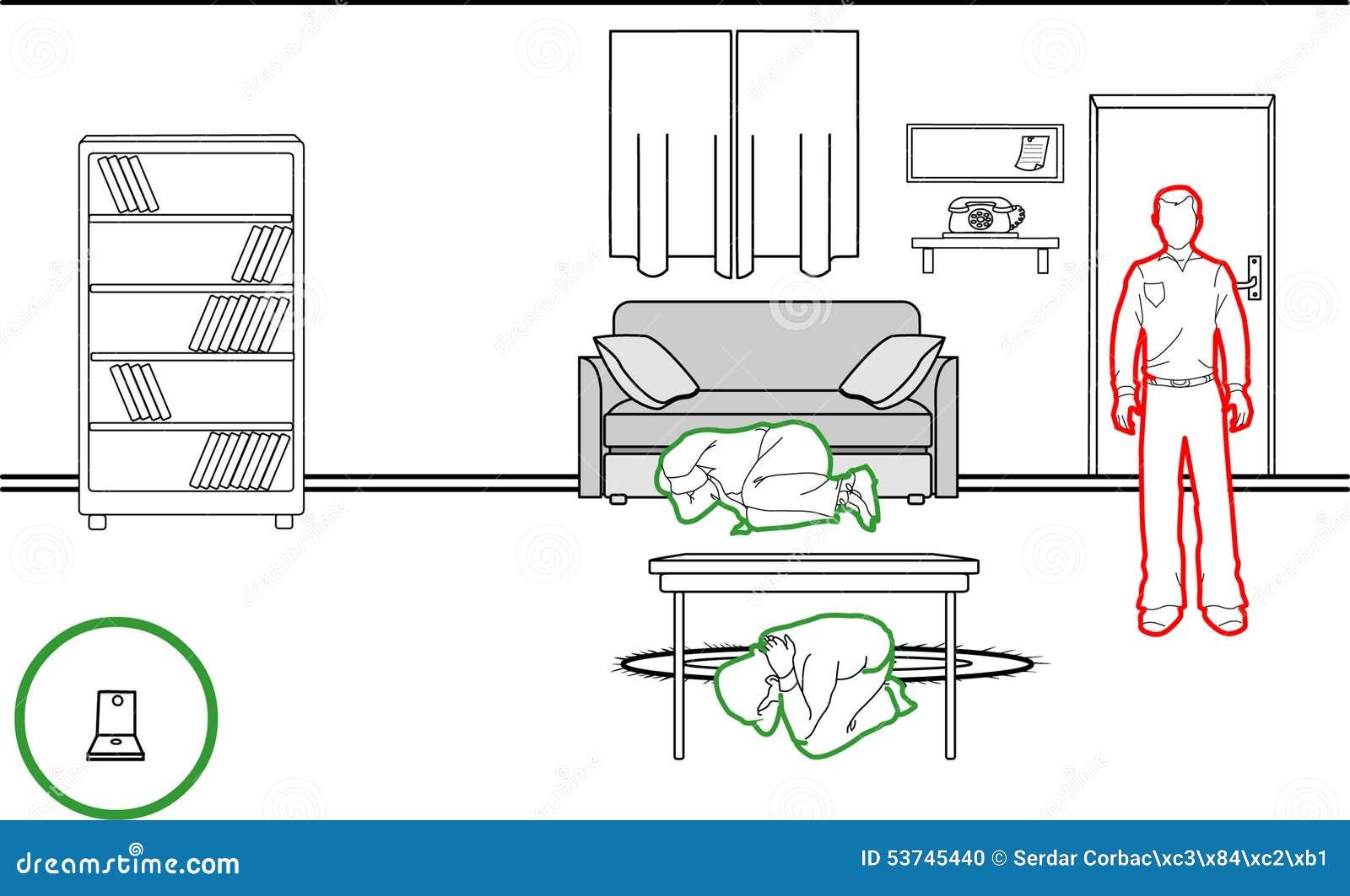 地震保护方法
