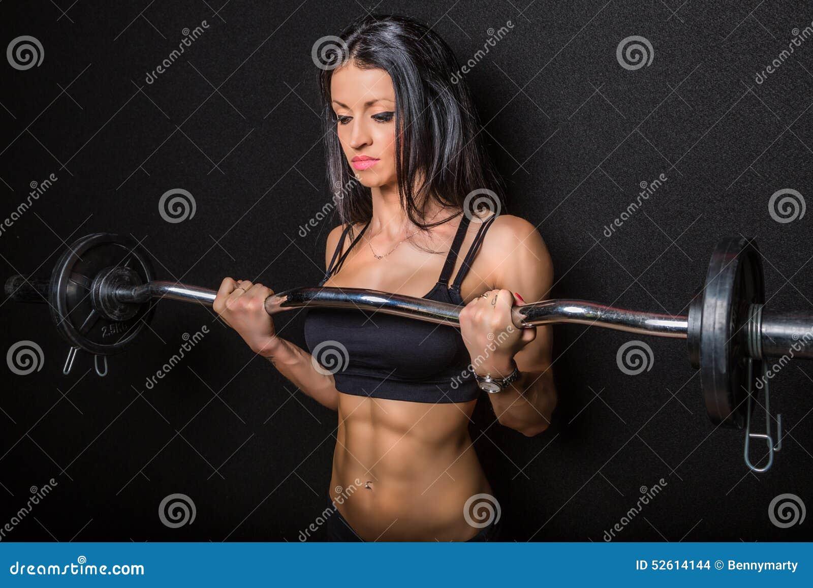 坚强的妇女