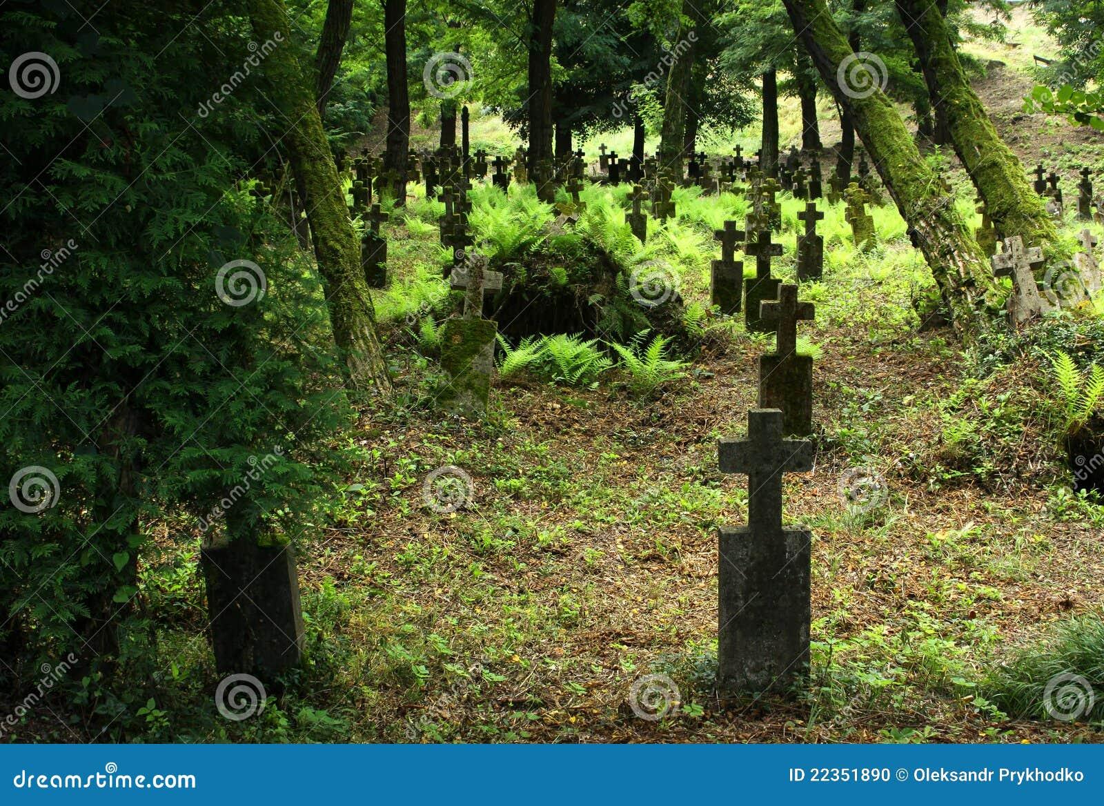 坟园khust老乌克兰