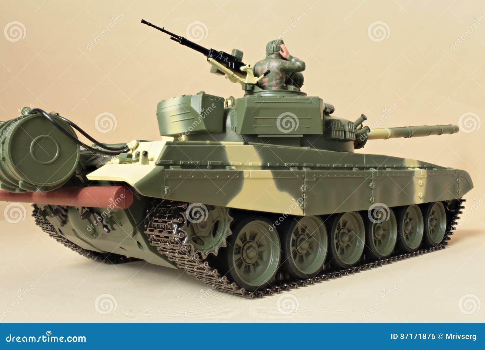 坦克的塔楼的司令员