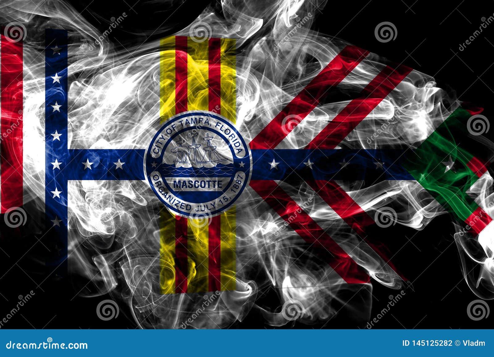坦帕市烟旗子,佛罗里达状态,美国