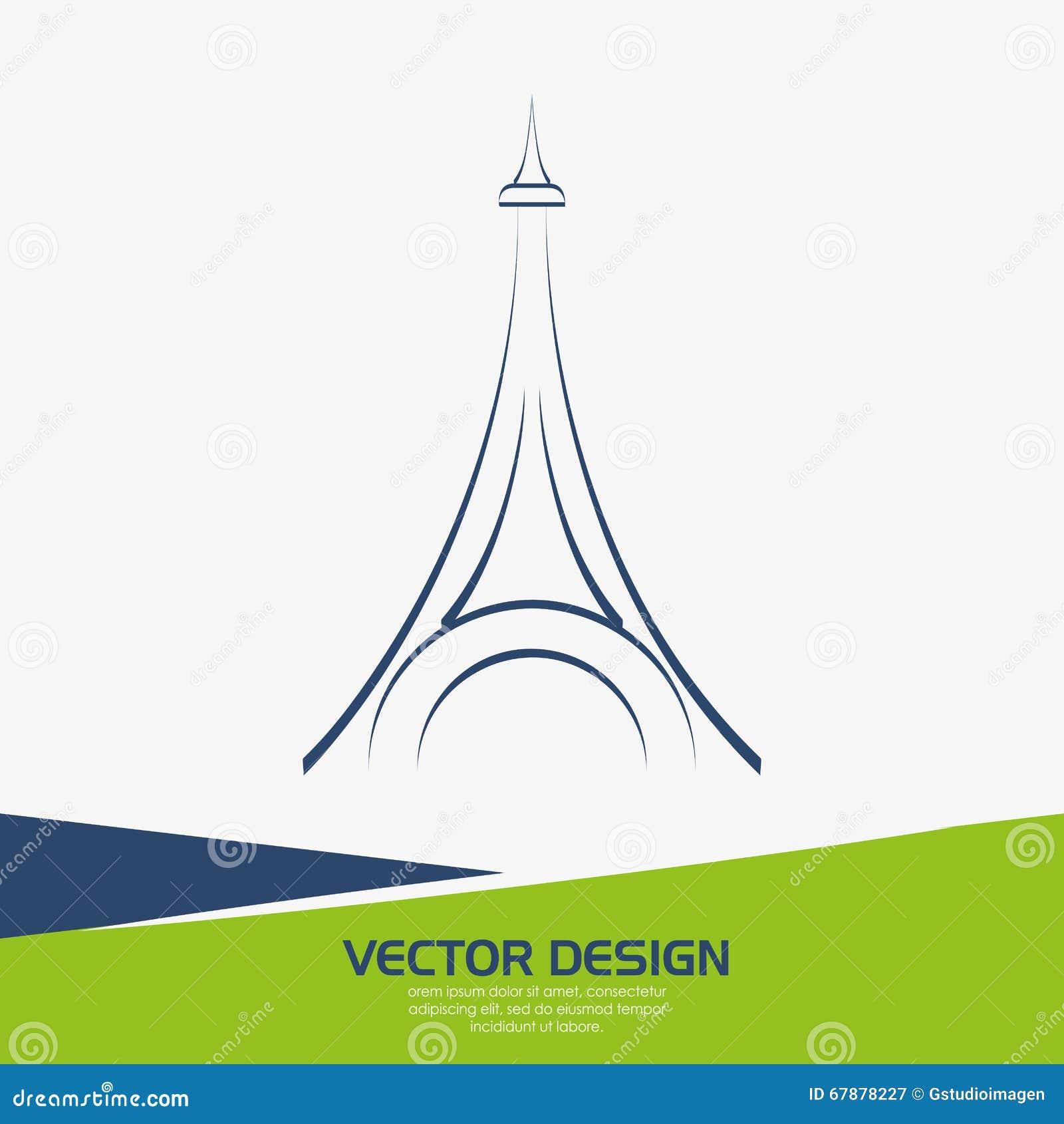 埃佛尔铁塔设计