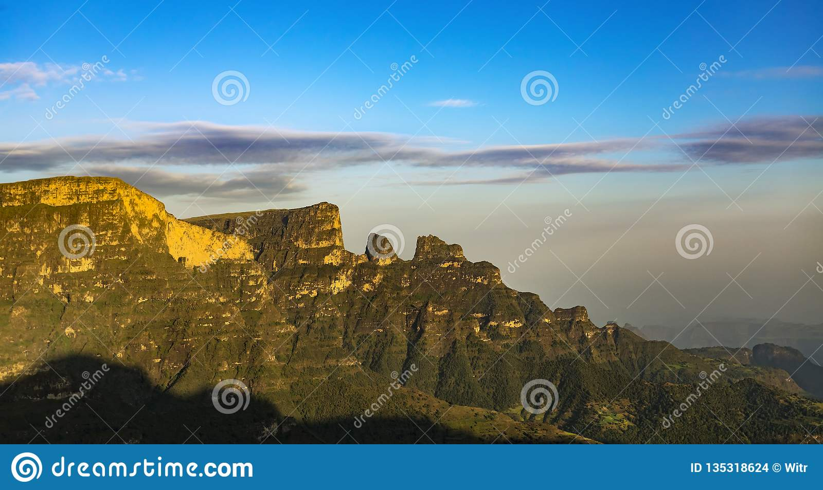 埃塞俄比亚山simien