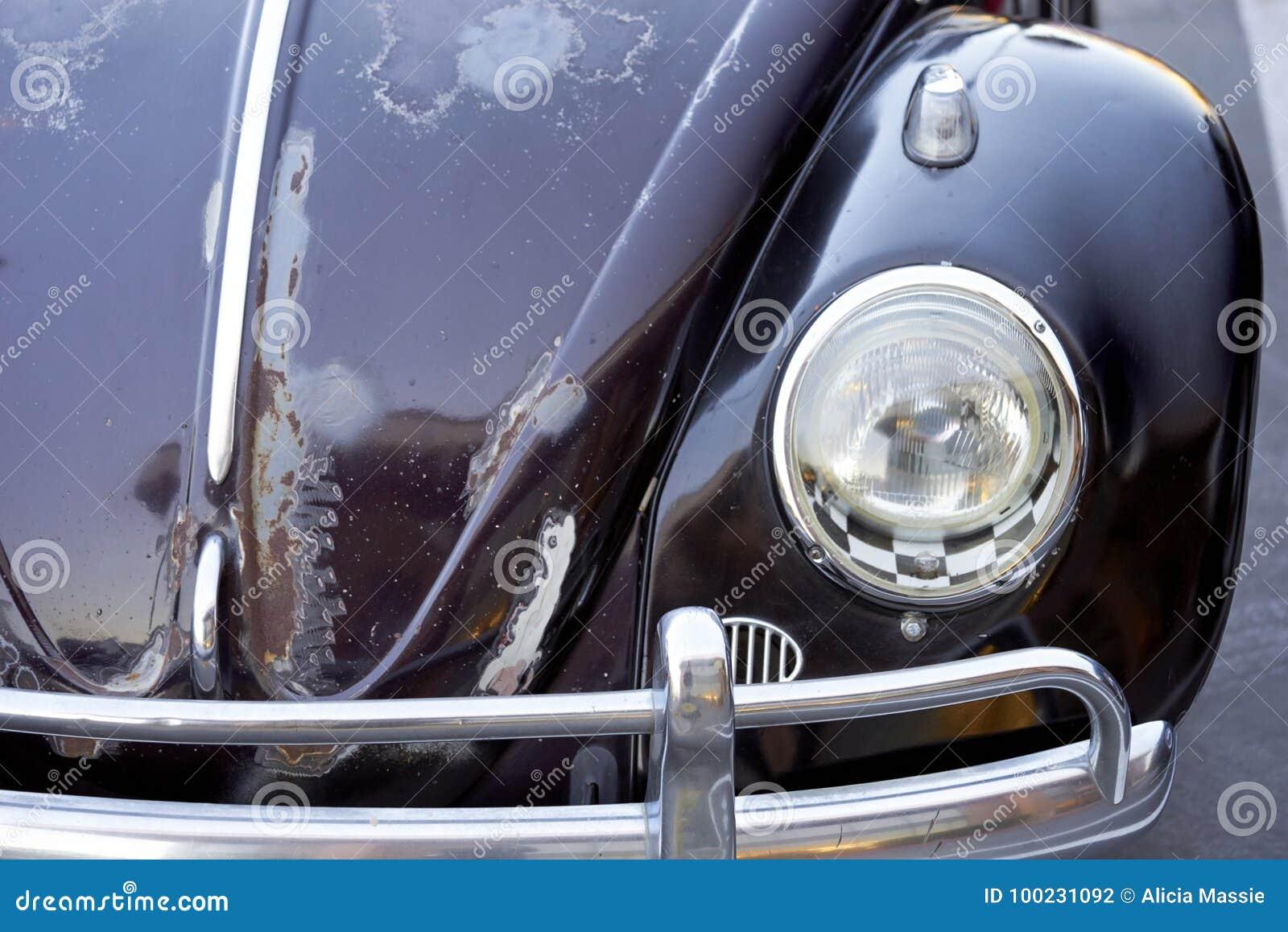 埃尔卡洪, CA/USA - 2016年9月14日:Cajon经典巡航是南加州车展举行的每周4月- 10月