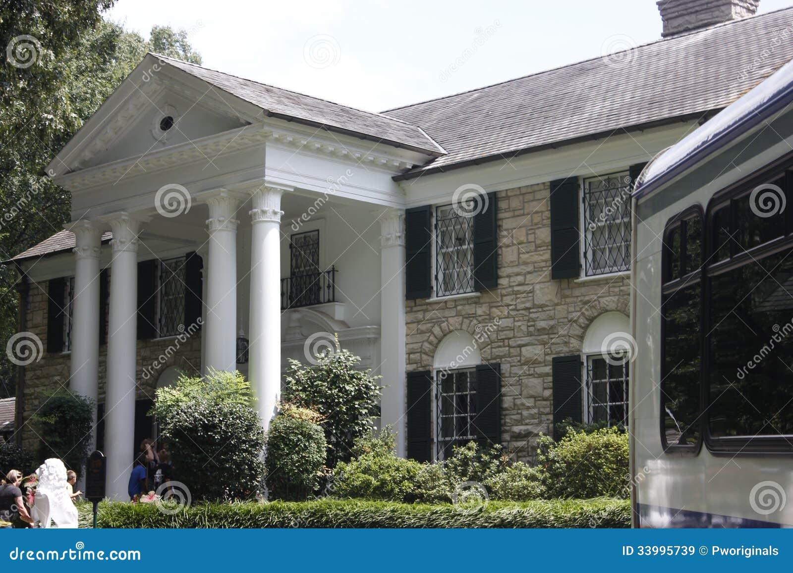 埃尔维斯・皮礼士利Graceland豪宅