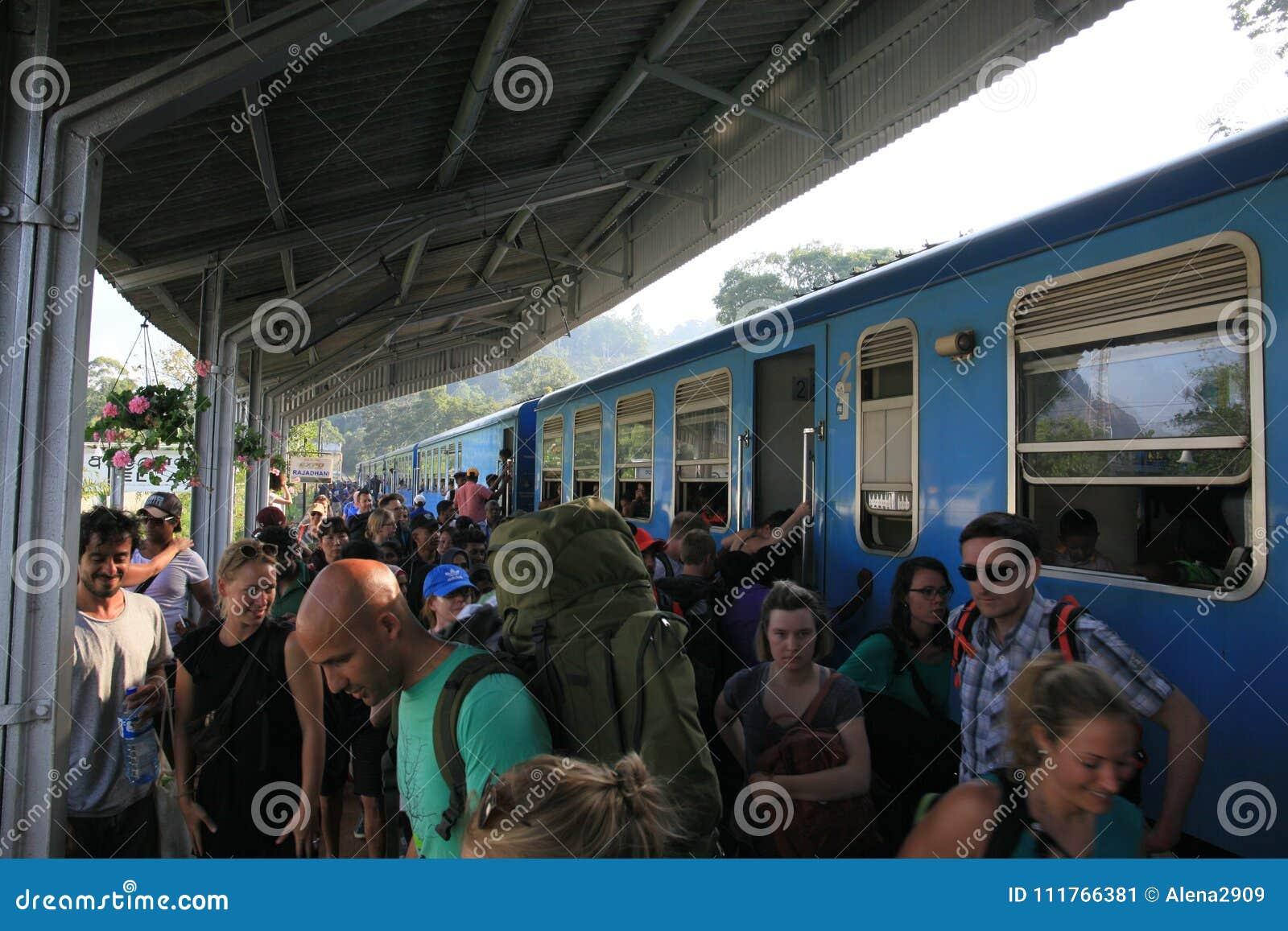 埃拉镇火车站