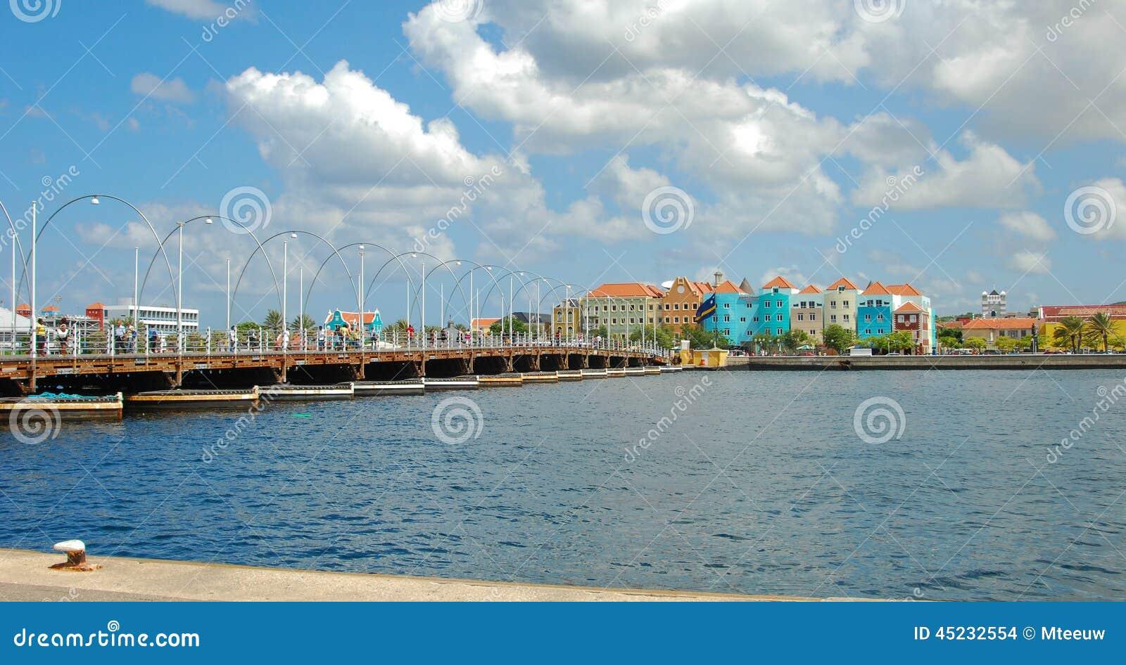埃玛桥梁库拉索岛